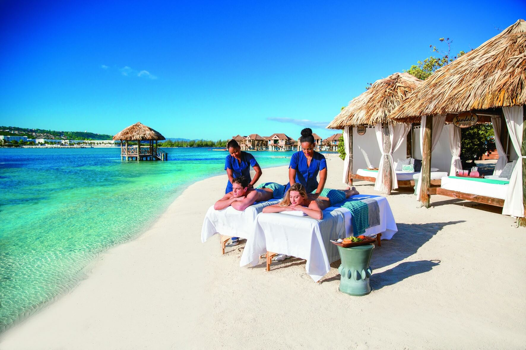 The Couple's Guide Caribbean Spa Treatments
