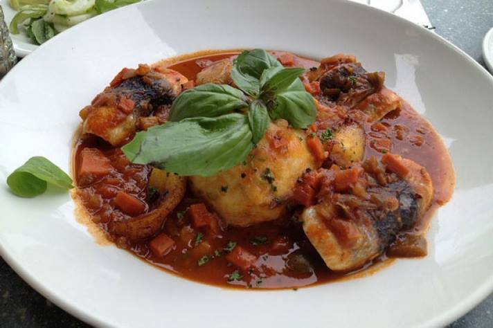 Authentic Barbados Flying Fish And Cou Cou Recipe