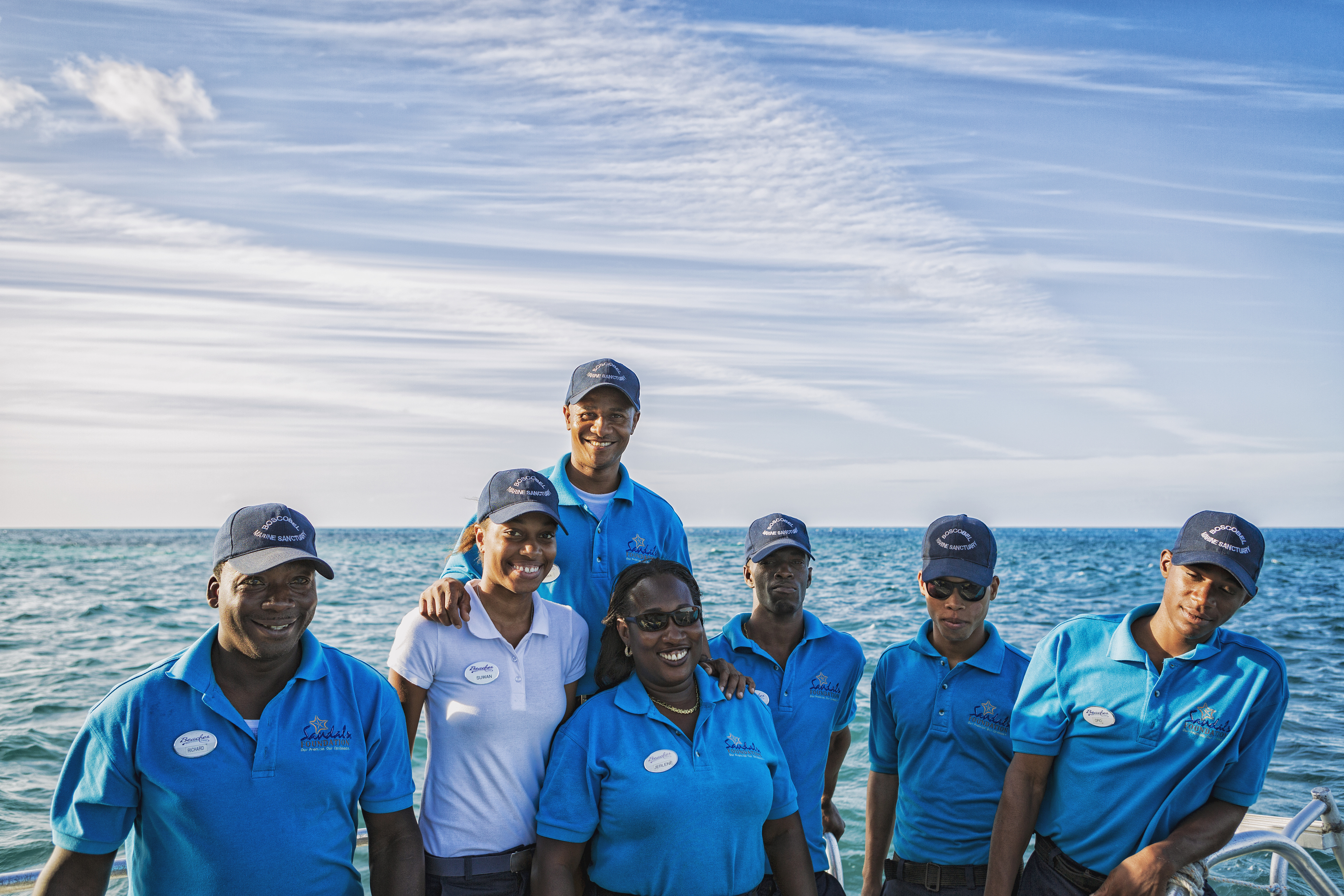 The Sandals Foundation Contributes To A Real-Life Sea Change