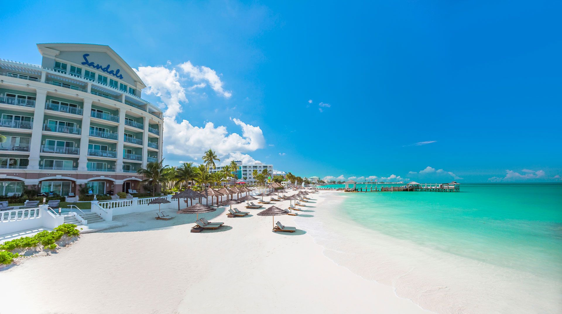 Sandals Royal Bahamian on Cable Beach