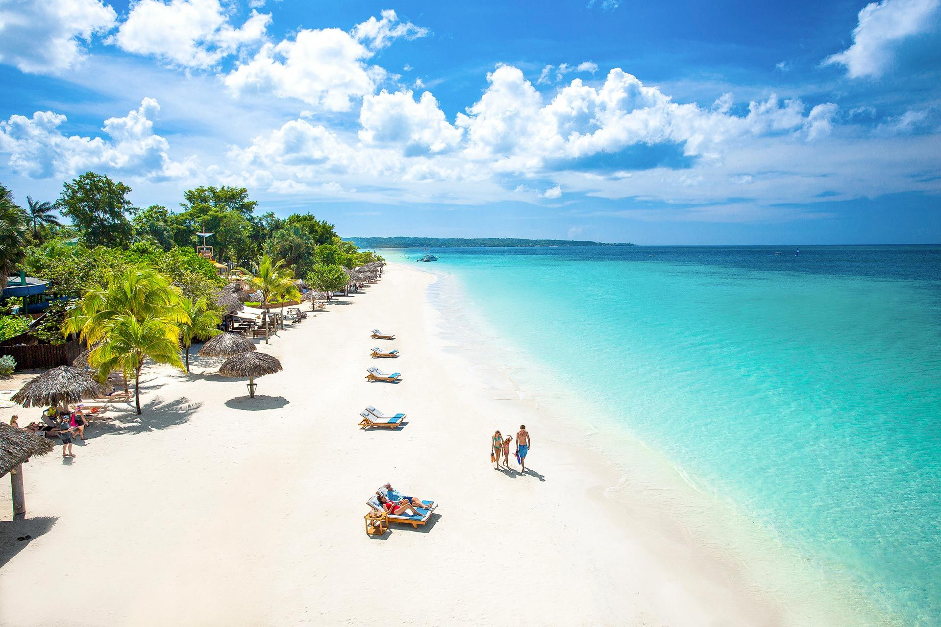 Negril all-inclusive beach resort
