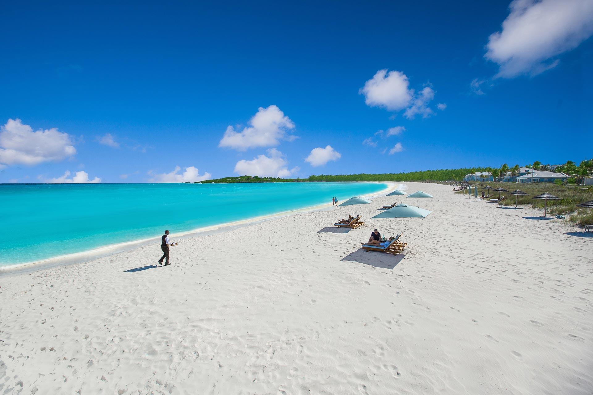 beach in exuma