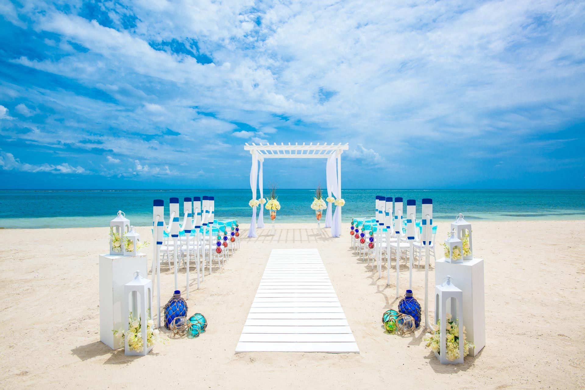 Beach Weddings Inspiration Venues