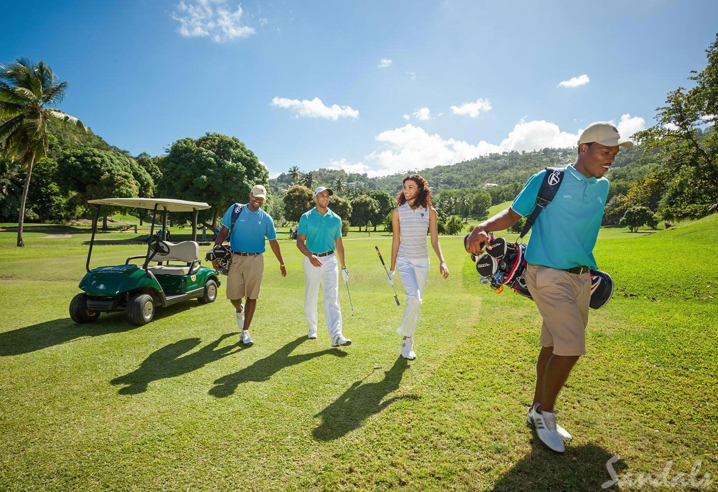 golf resort saint lucia