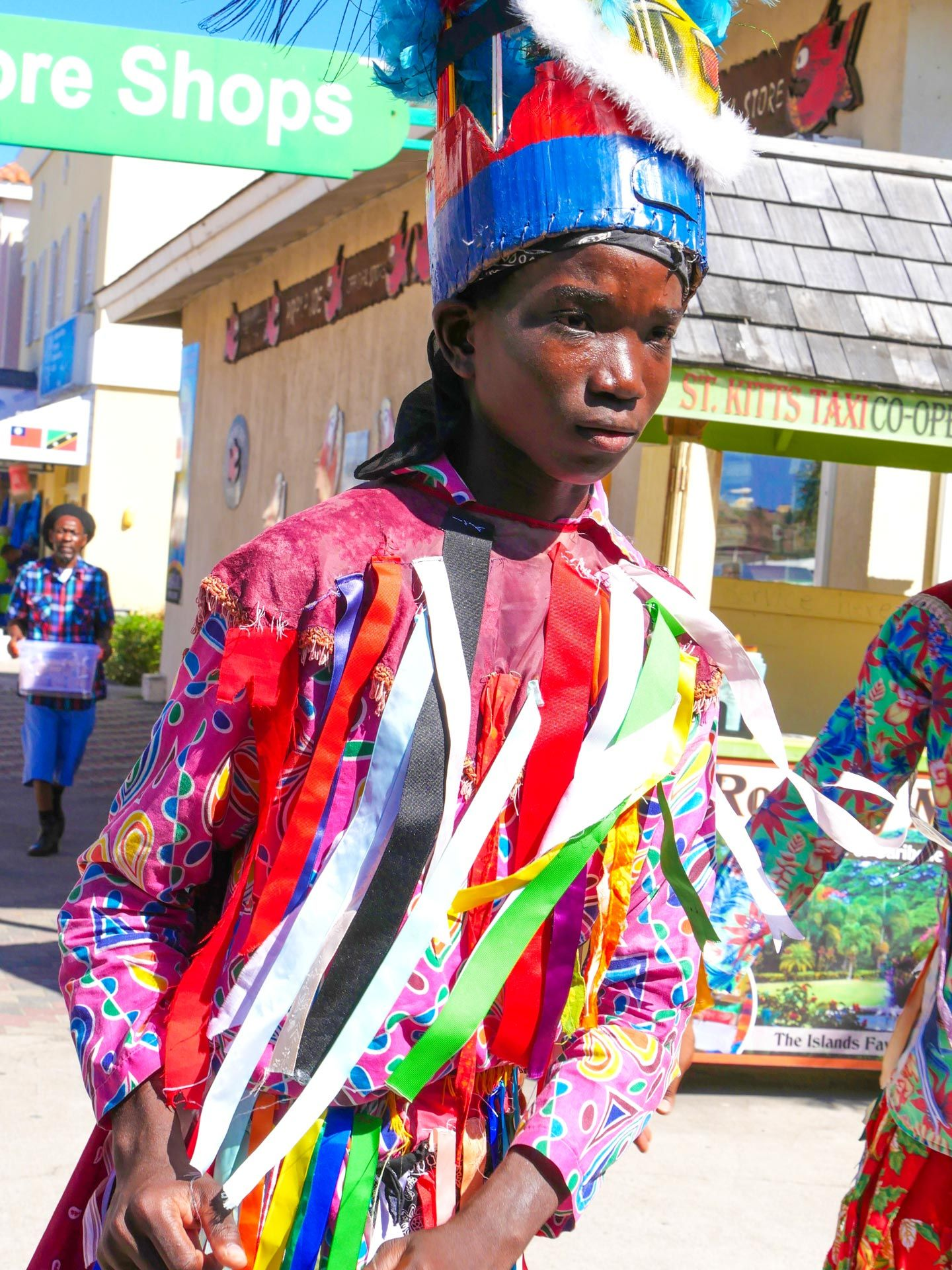 Saint Kitts Carnival