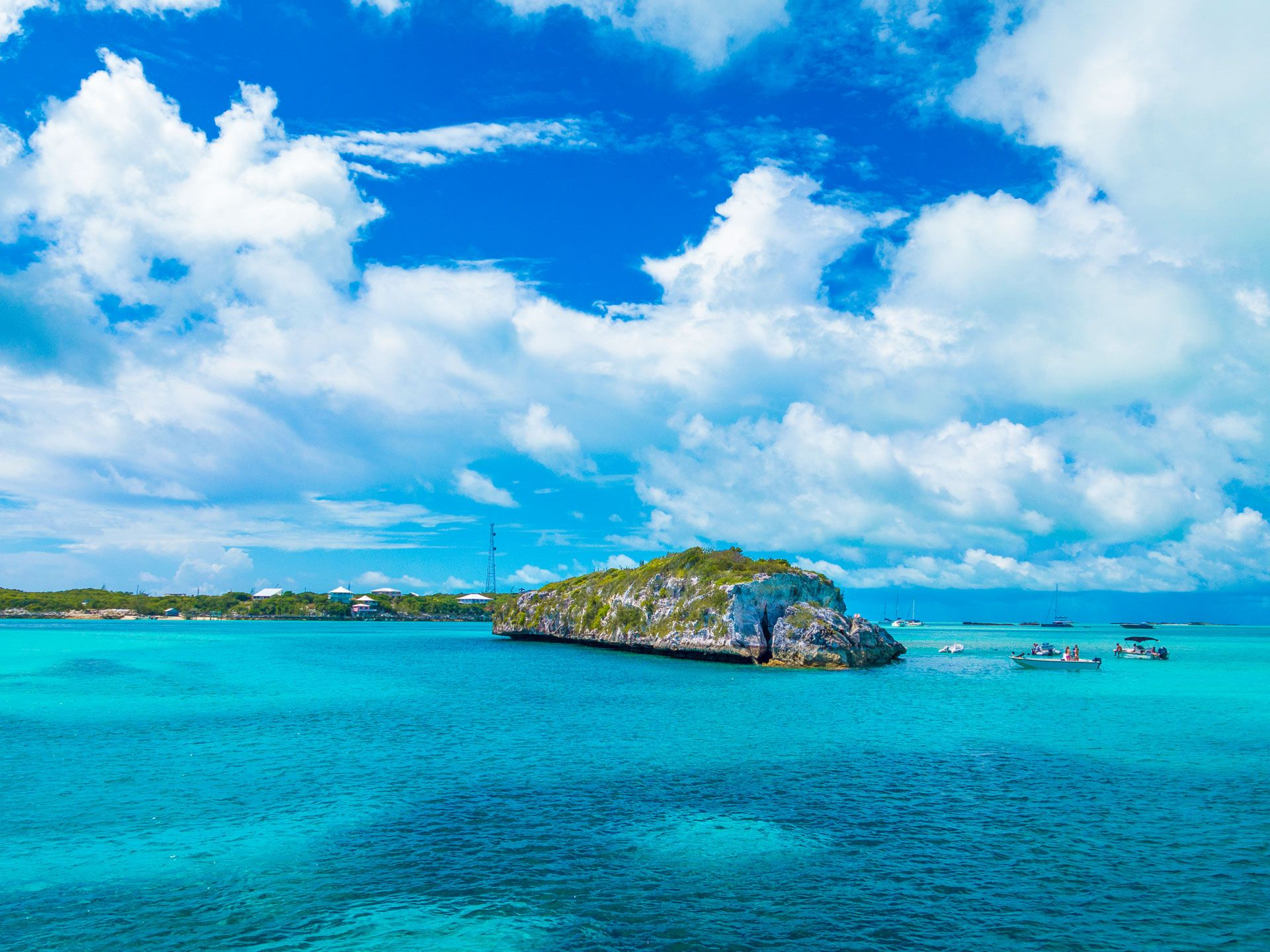 Picture Perfect Scenery: Famous Movies Filmed In The Bahamas