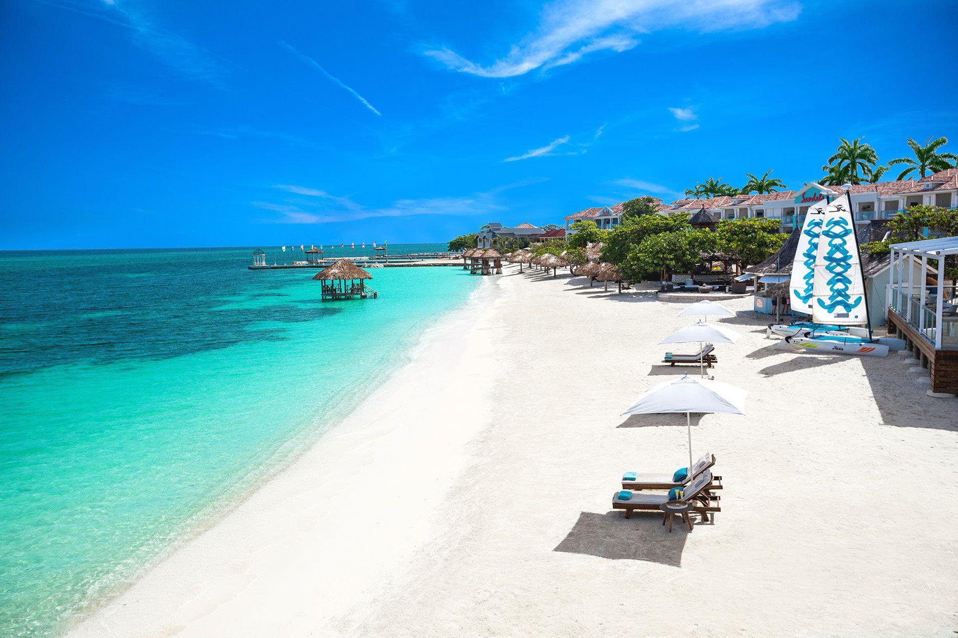Beaches In Montego Bay Jamaica