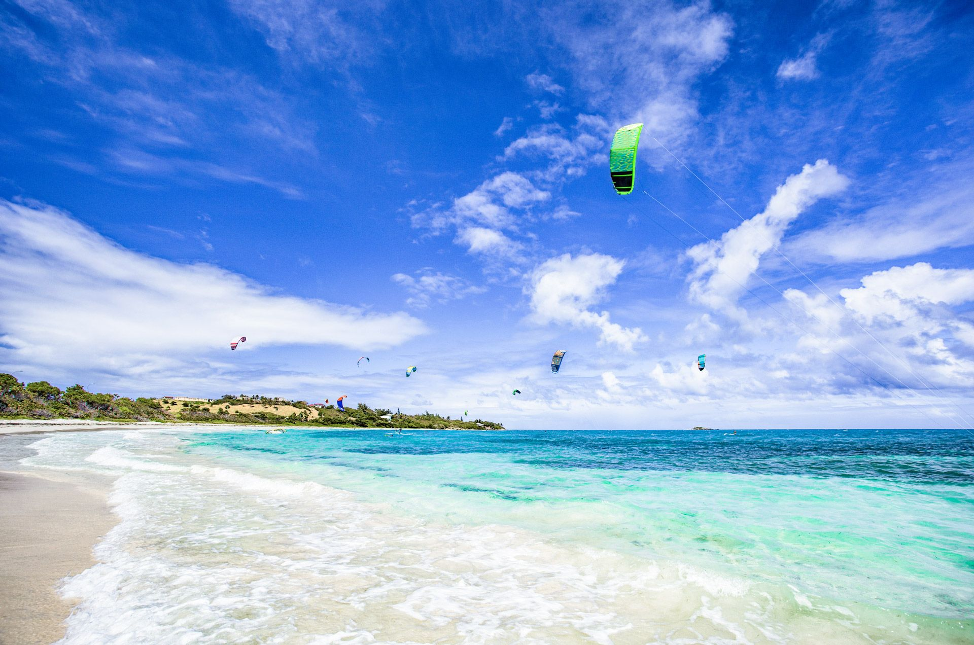 Kite Surfing Antigua