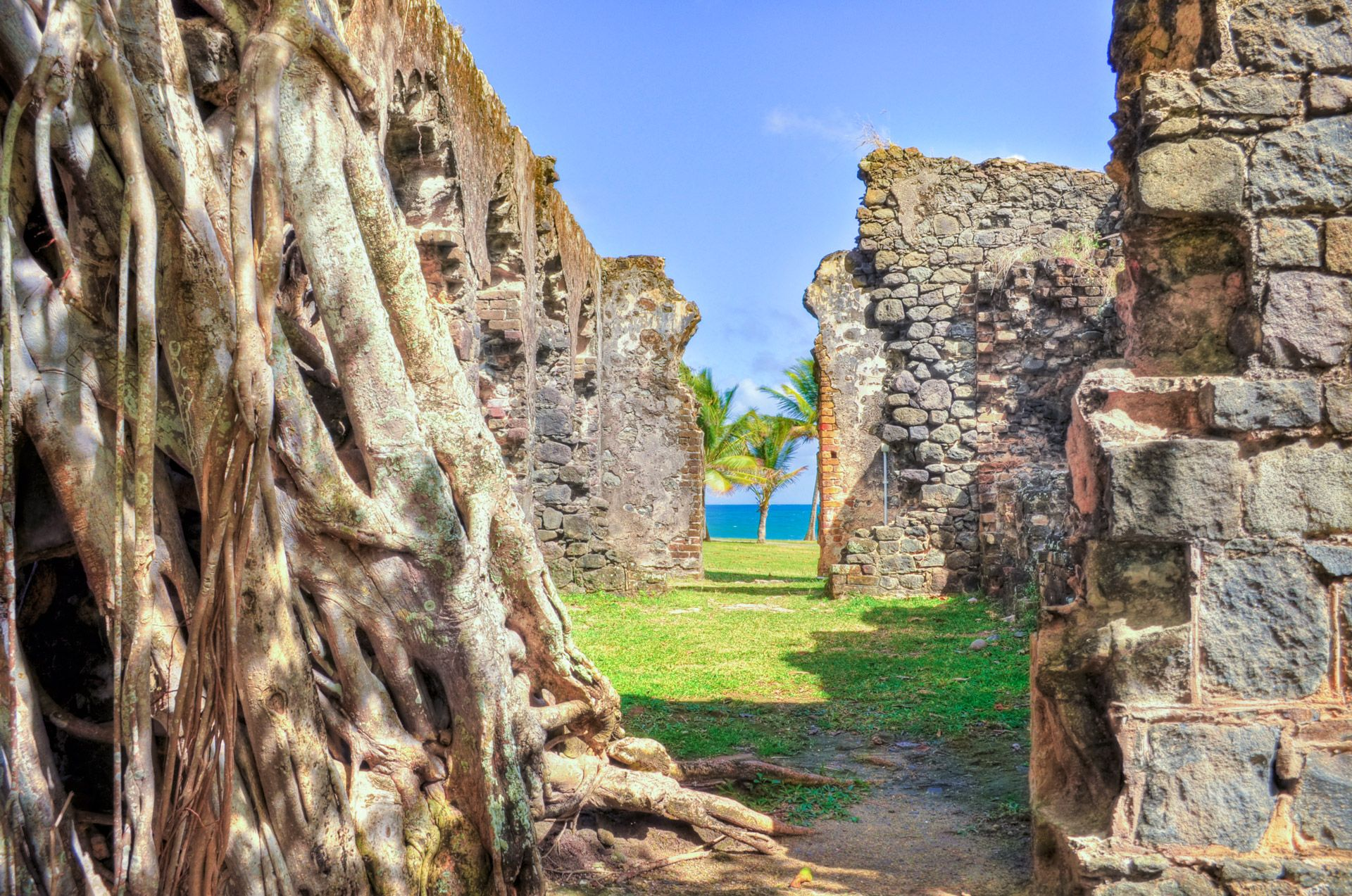 Ruins-in-Fort-Rodney-on-Pigeon-Island-1