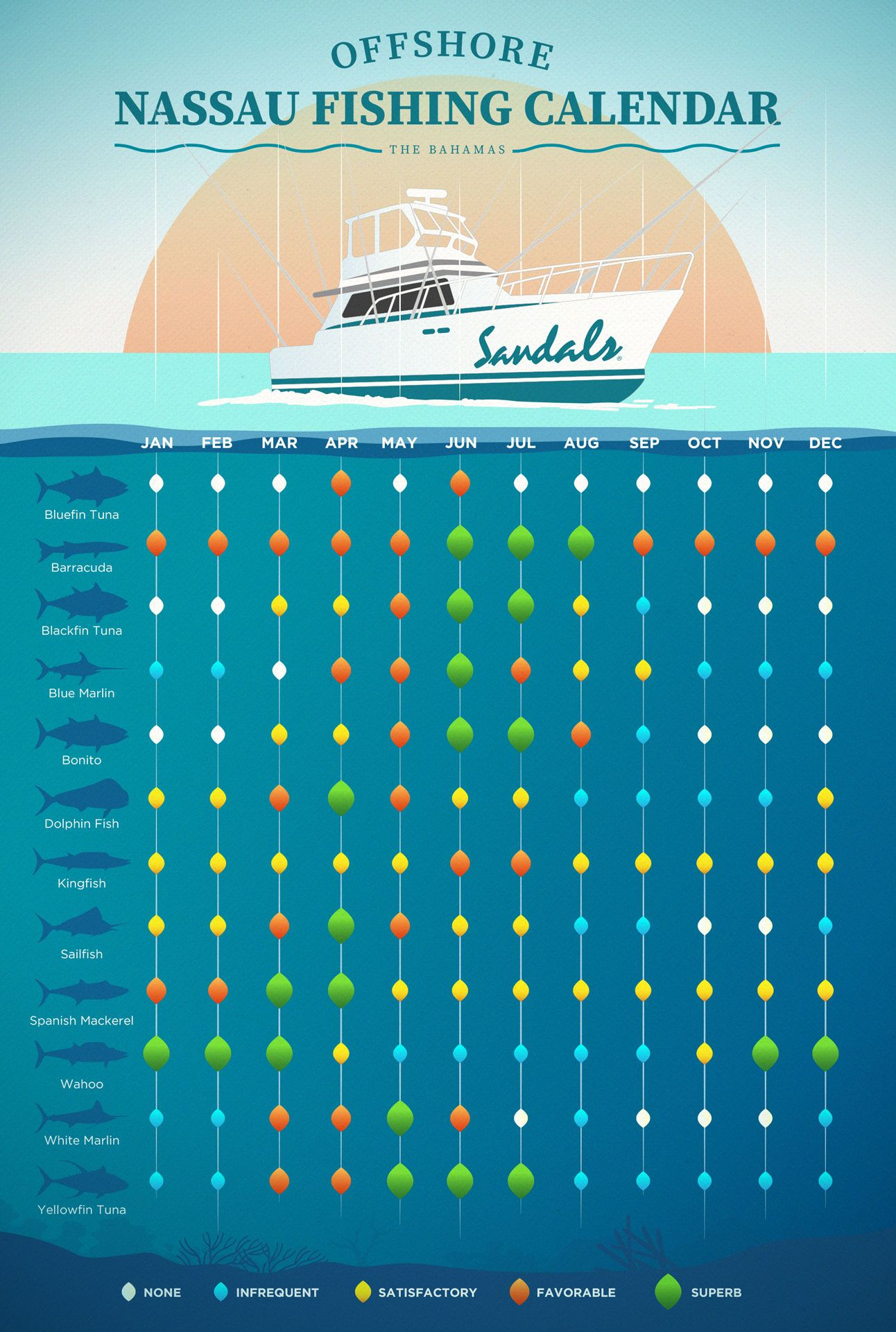 Fishing in Nassau, The Bahamas: The Definitive Guide | Sandals