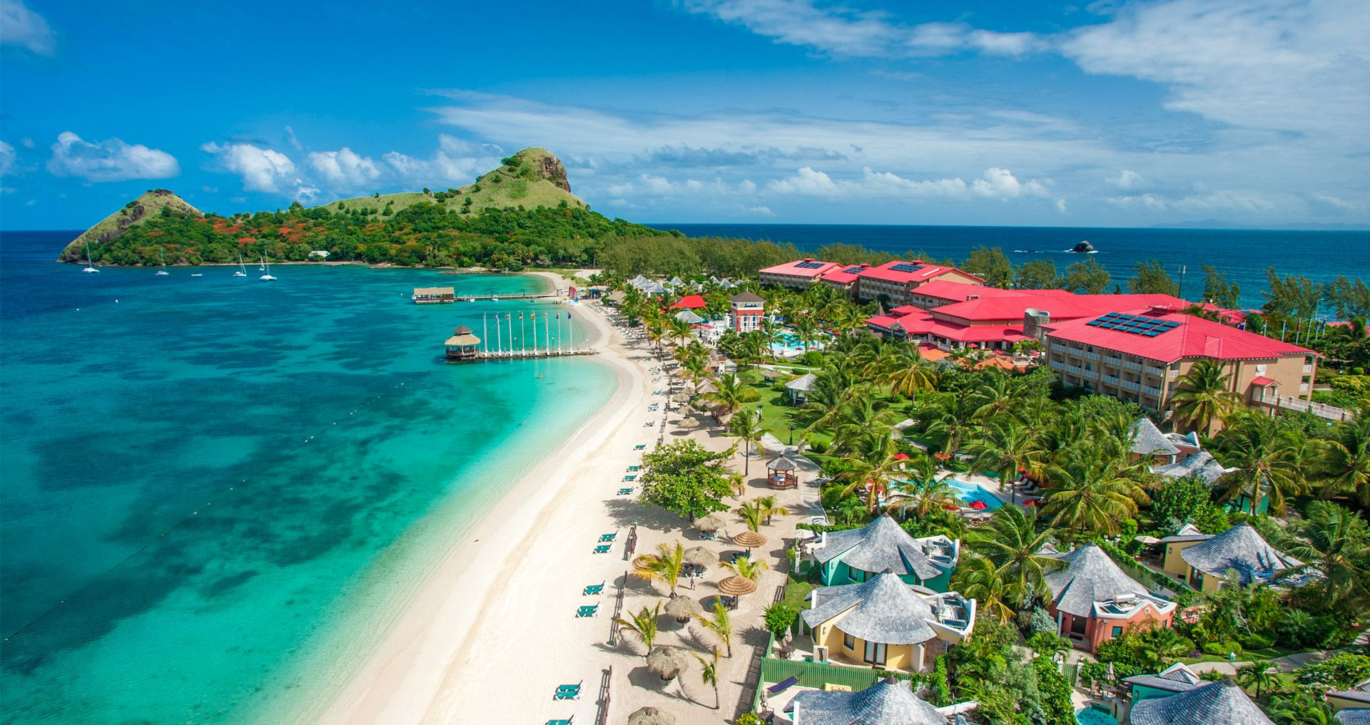 Sandals Grande St. Lucia resort