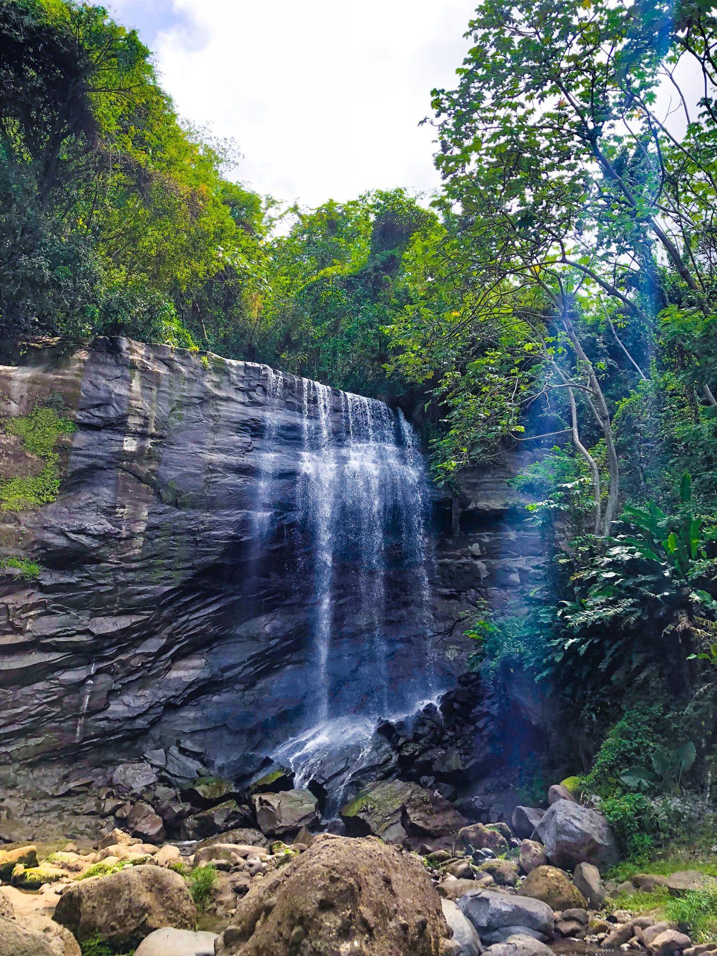 Royal Mt. Carmel Waterfalls Grenada
