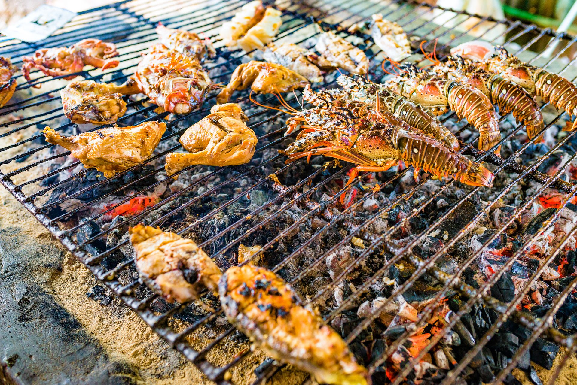 best time to visit Barbados seafood barbecue