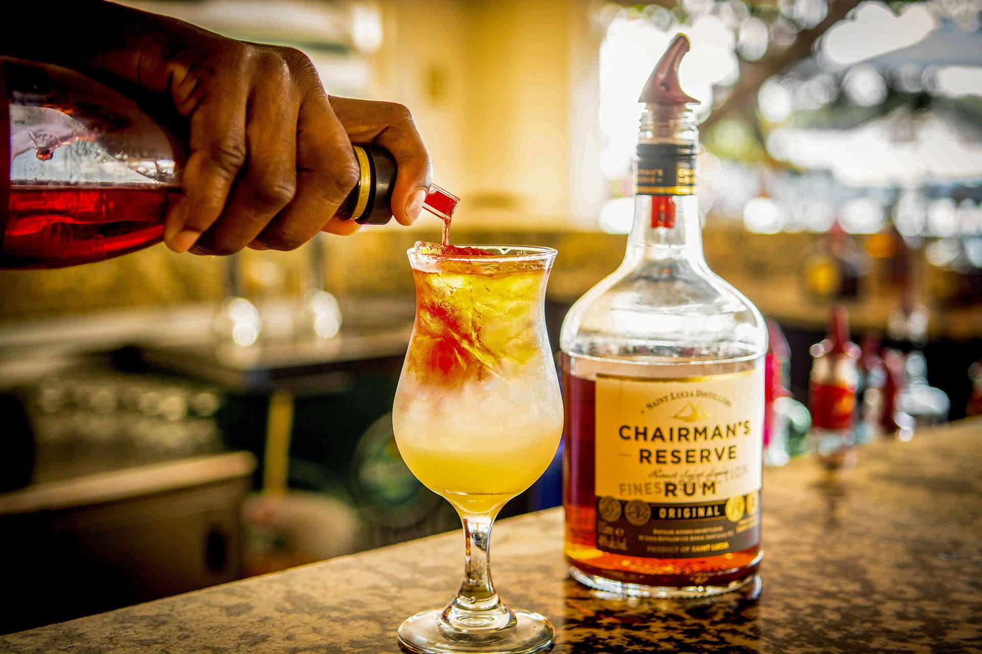 Behind the Bar: A closer look at Sandals' curated collection of Caribbean Rums