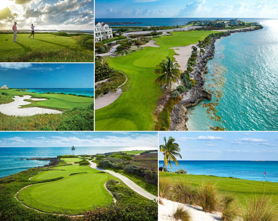 sandals golf resort exuma bahamas