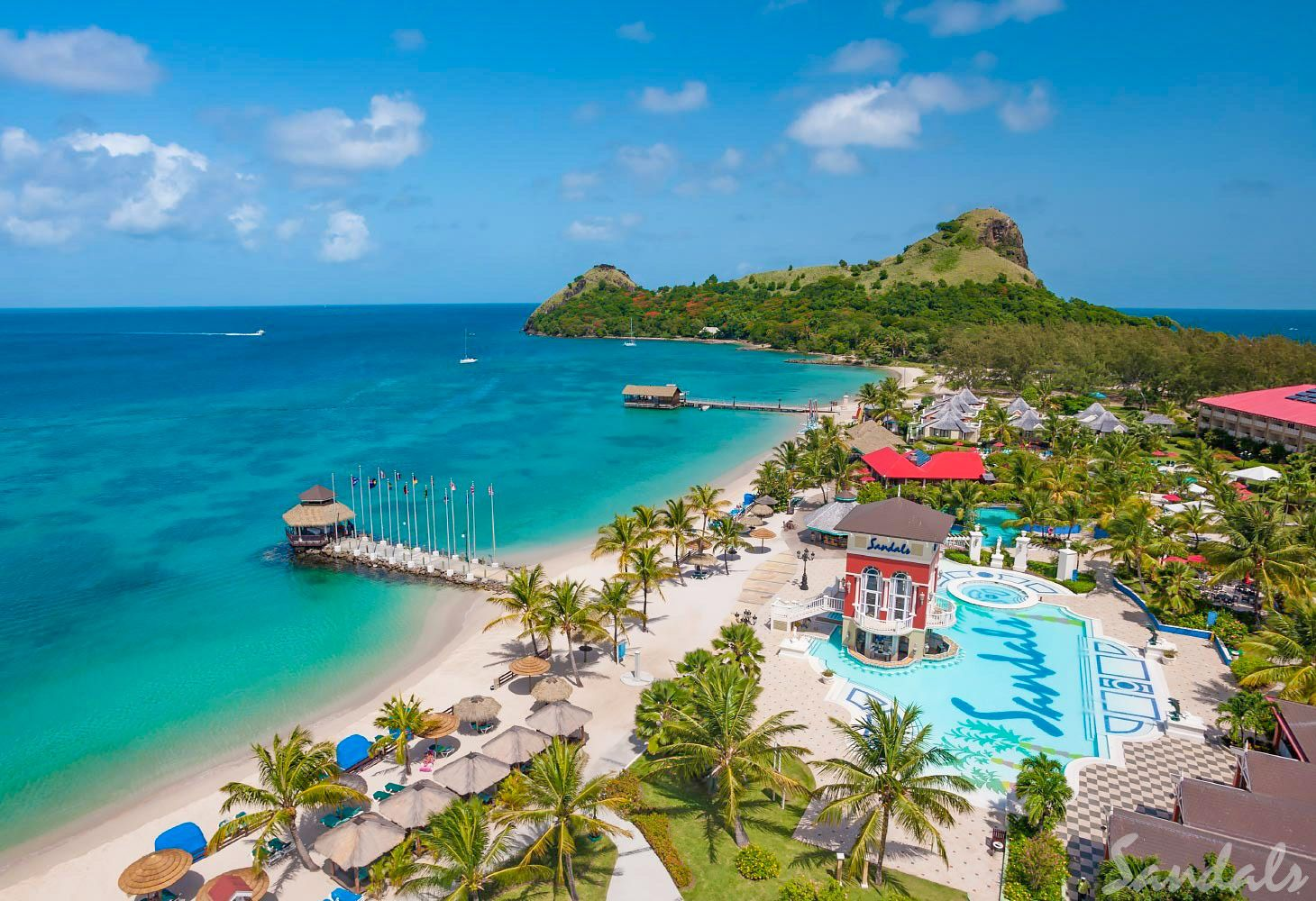sandals grande st lucian all inclusive resort