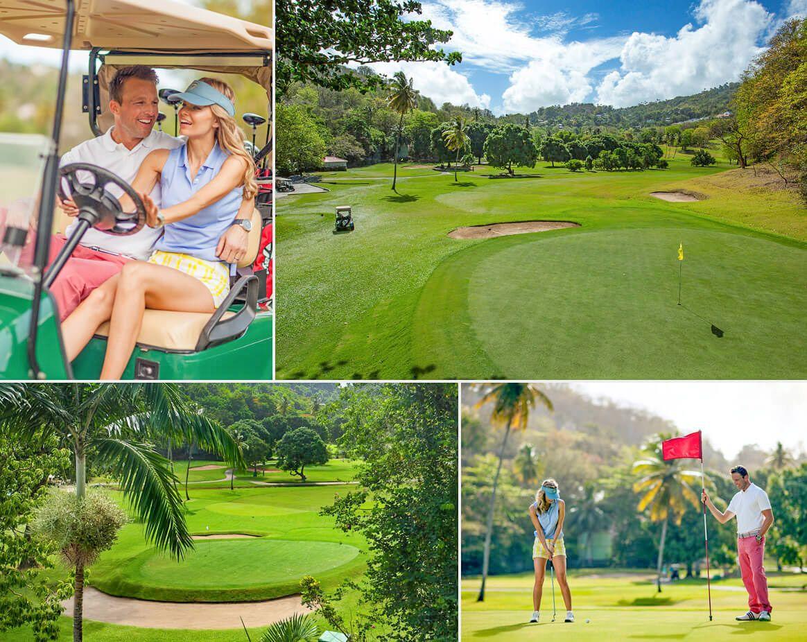 sandals grande st lucian golf resort