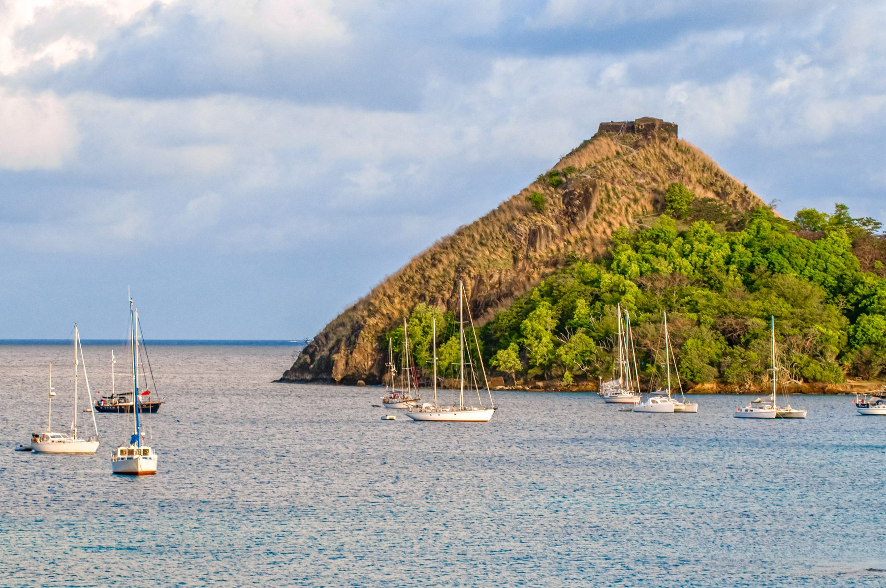 Pigeon Island St. Lucia