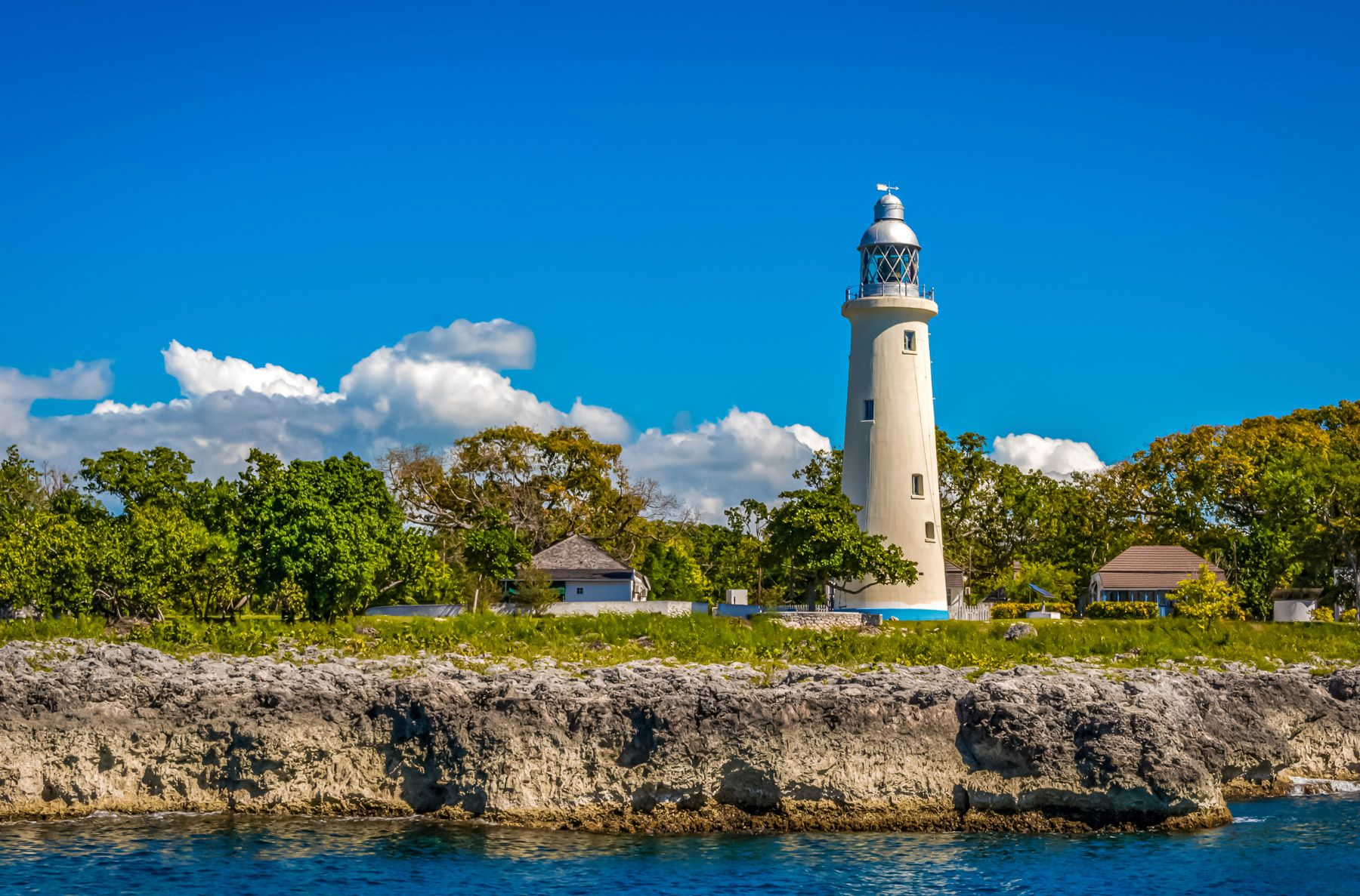 white lighthouse negril jamaica