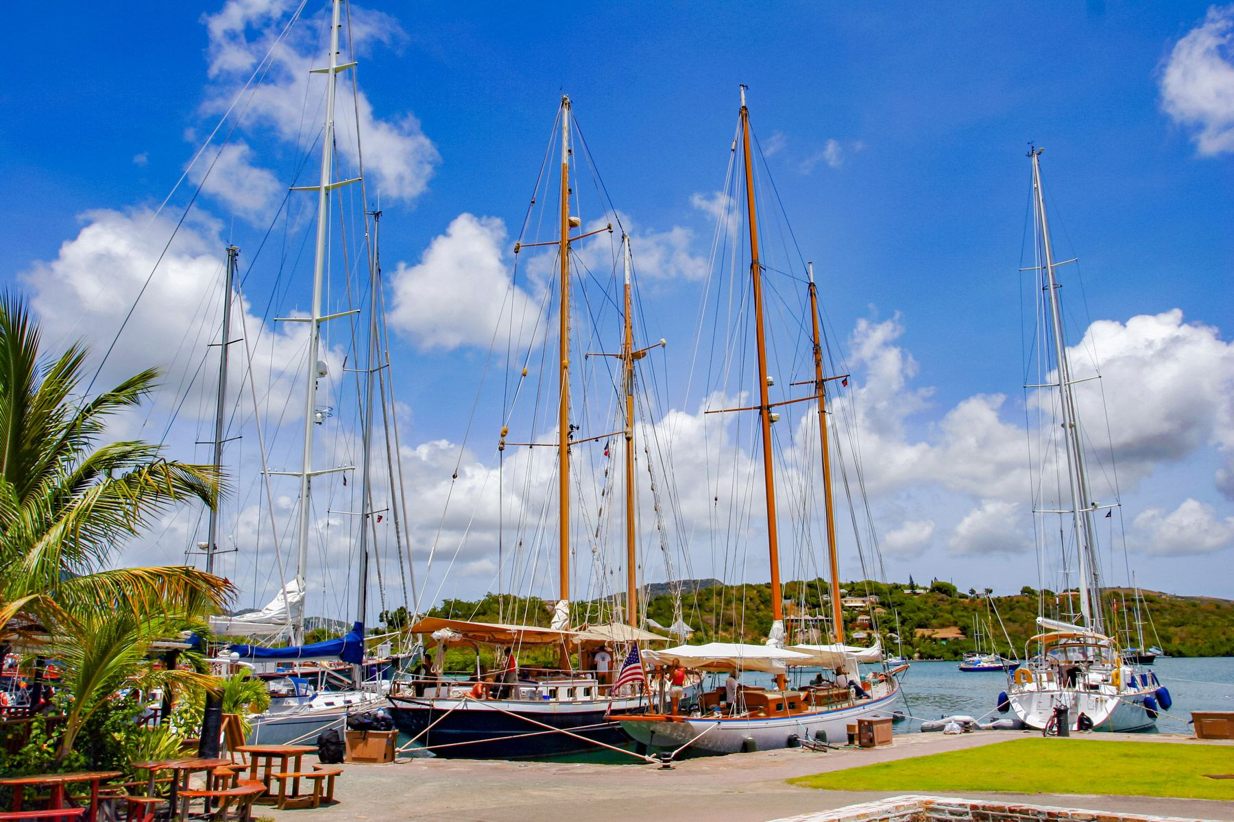 Falmouth Bay English Harbour Antigua