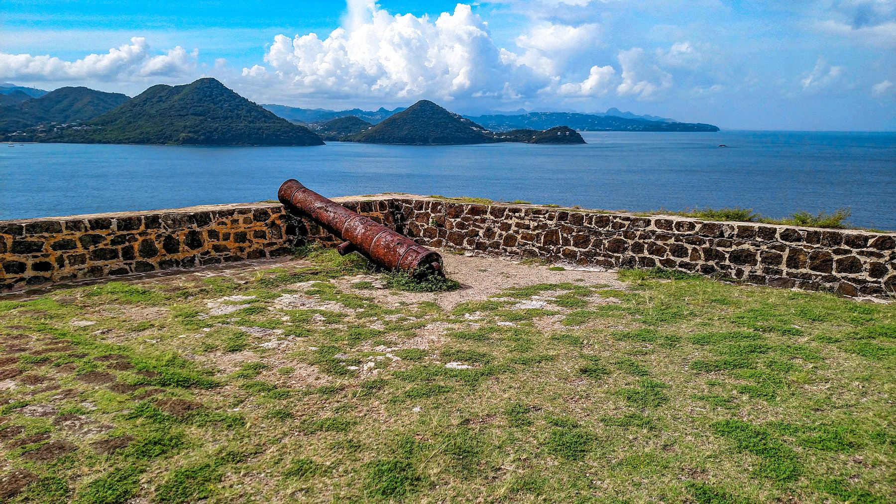 Fort Rodney Saint Lucia