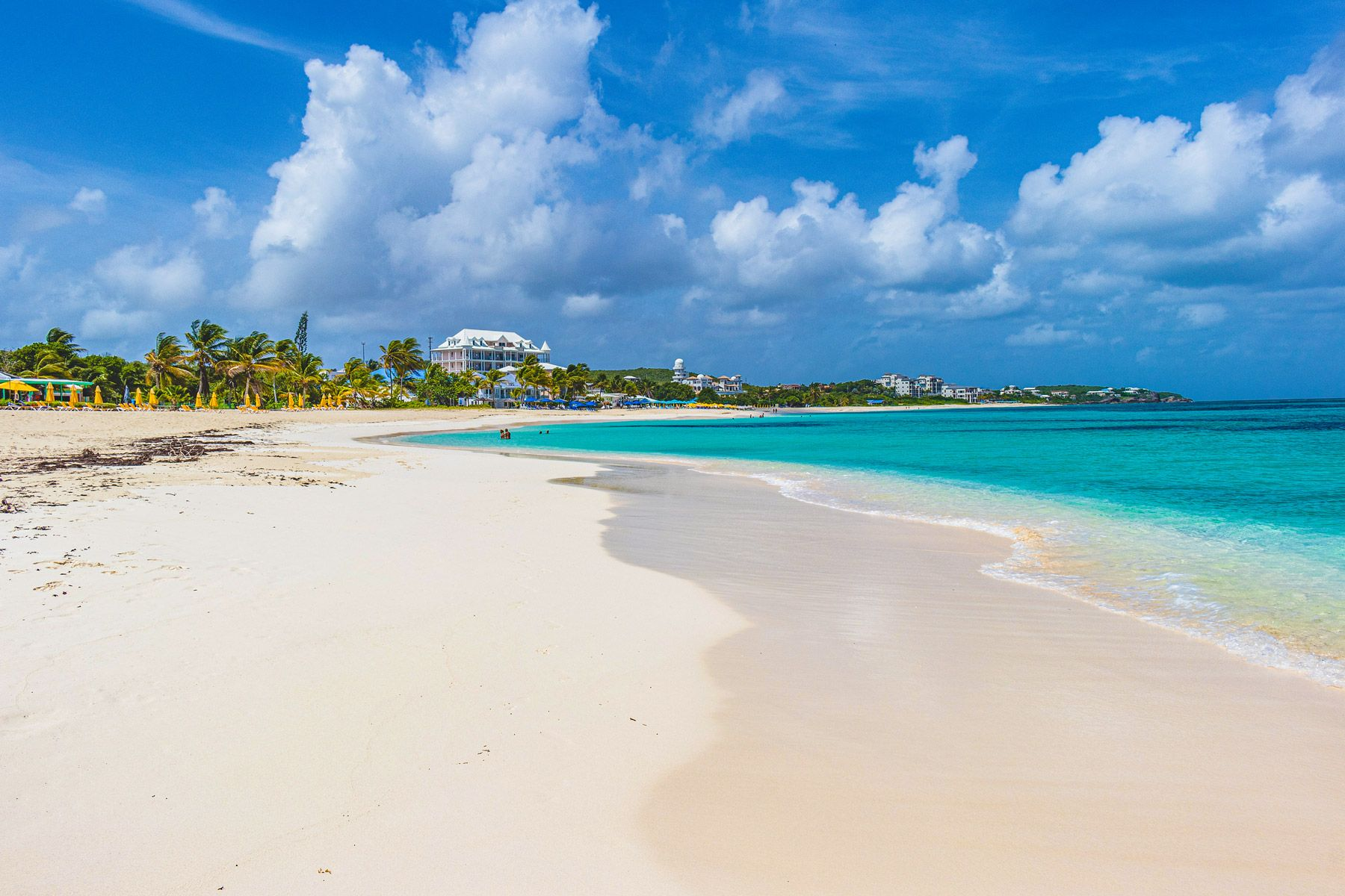 Anguilla Shoal Bay Beach