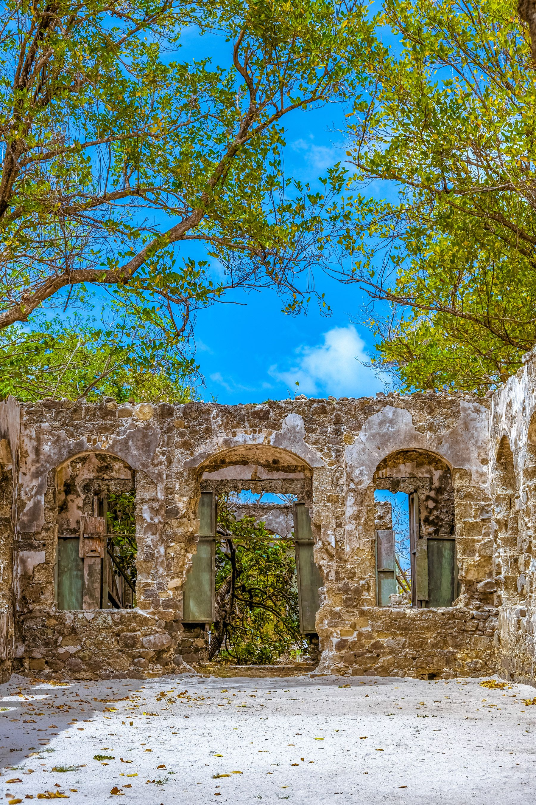 Fort Rodney Pigeon Island St Lucia