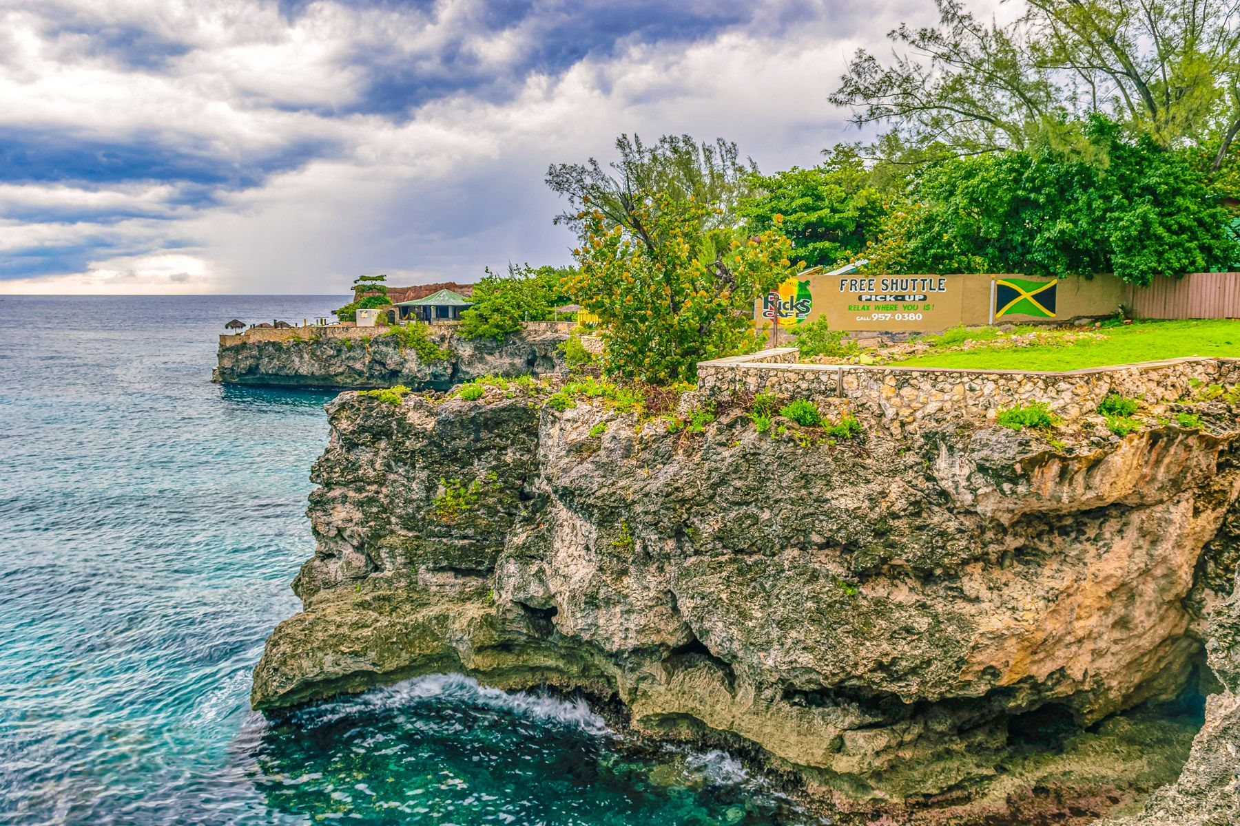 ricks cafe cliff view negril jamaica