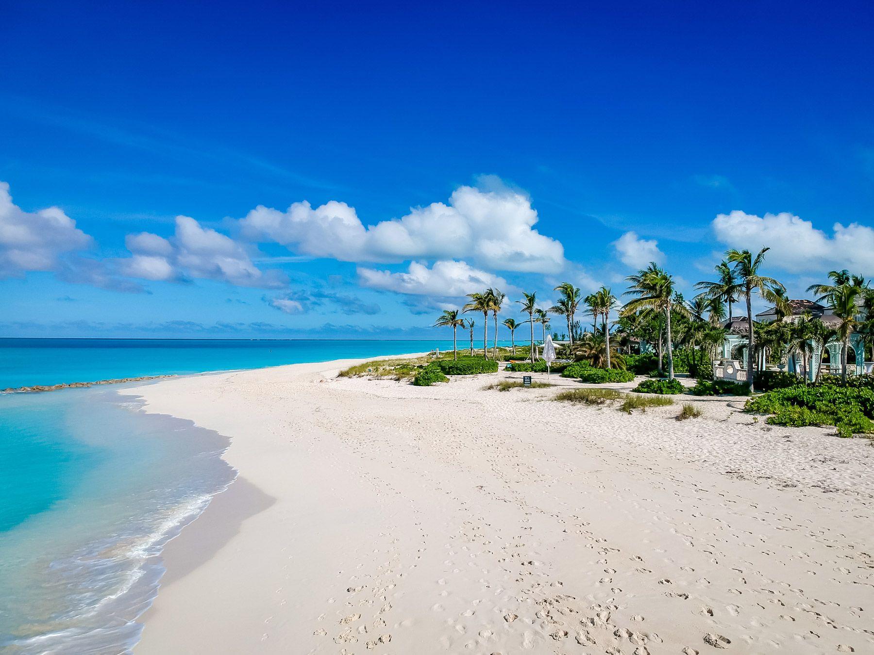 Grace Bay Providenciales Turks Caicos