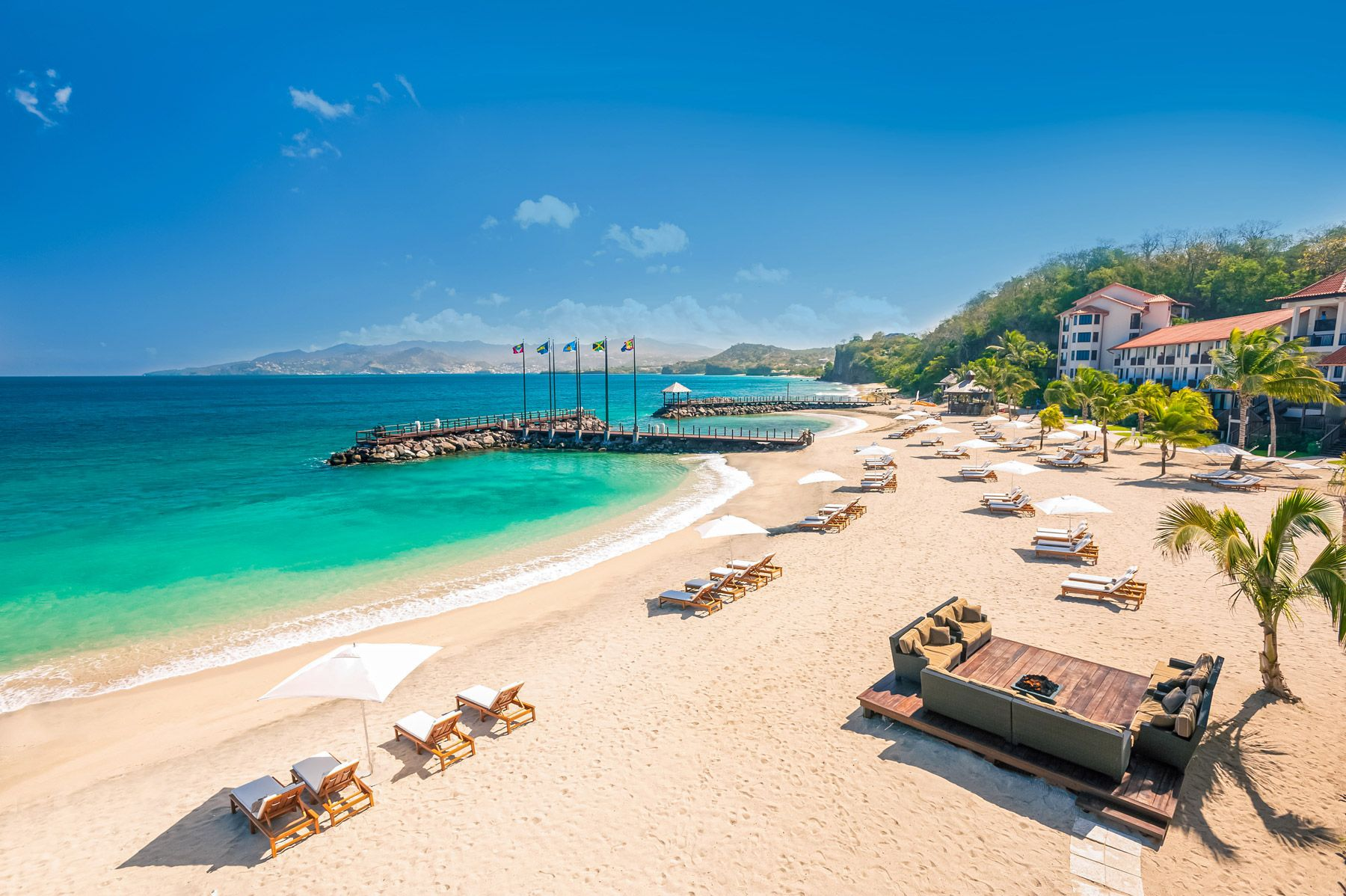 Three things guests love about... Sandals Grenada. A full review.