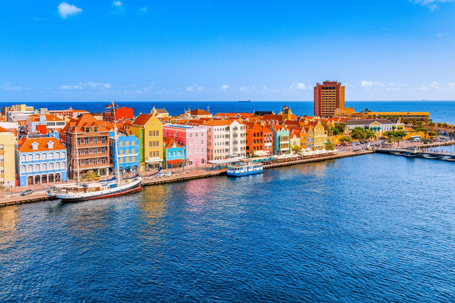 Willemstad Curacao Netherlands Antilles