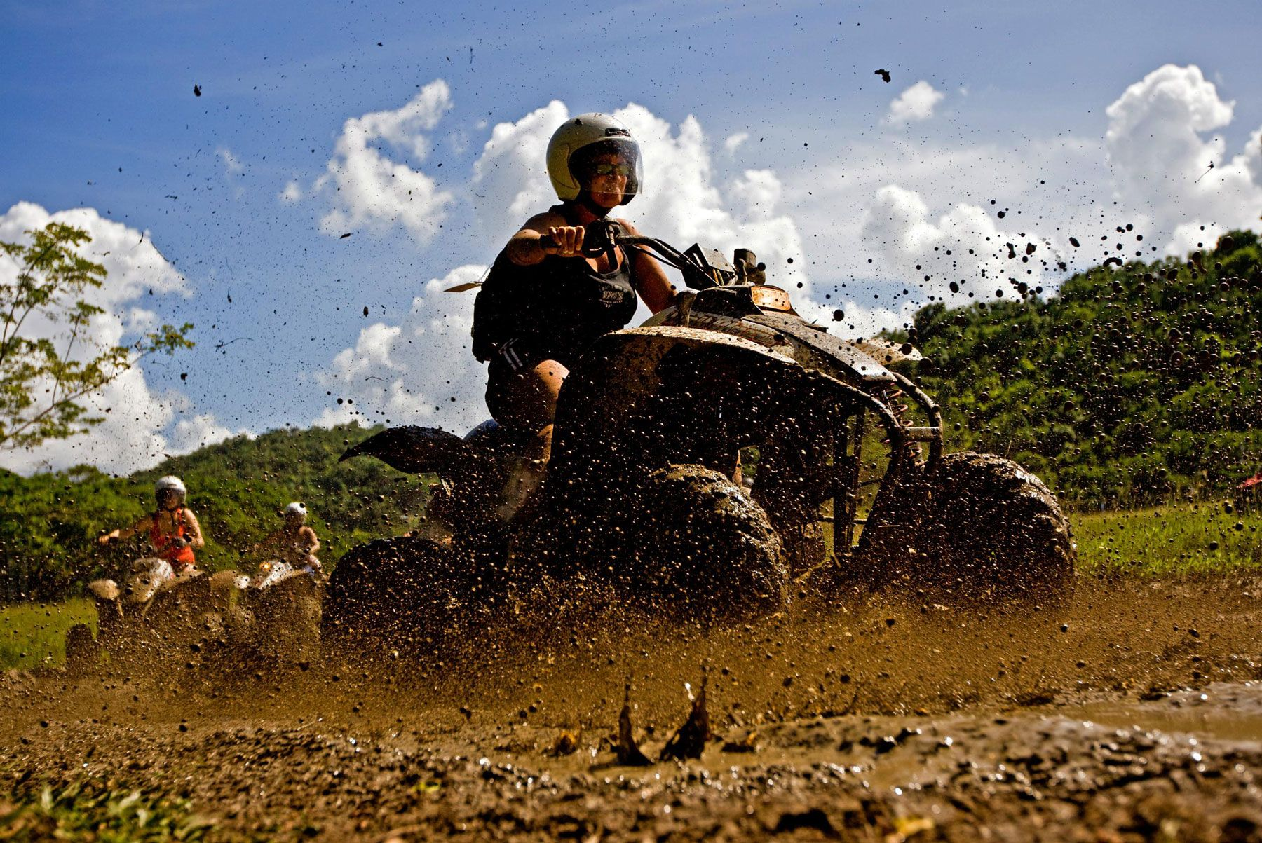 ATV adventure tour montego bay jamaica