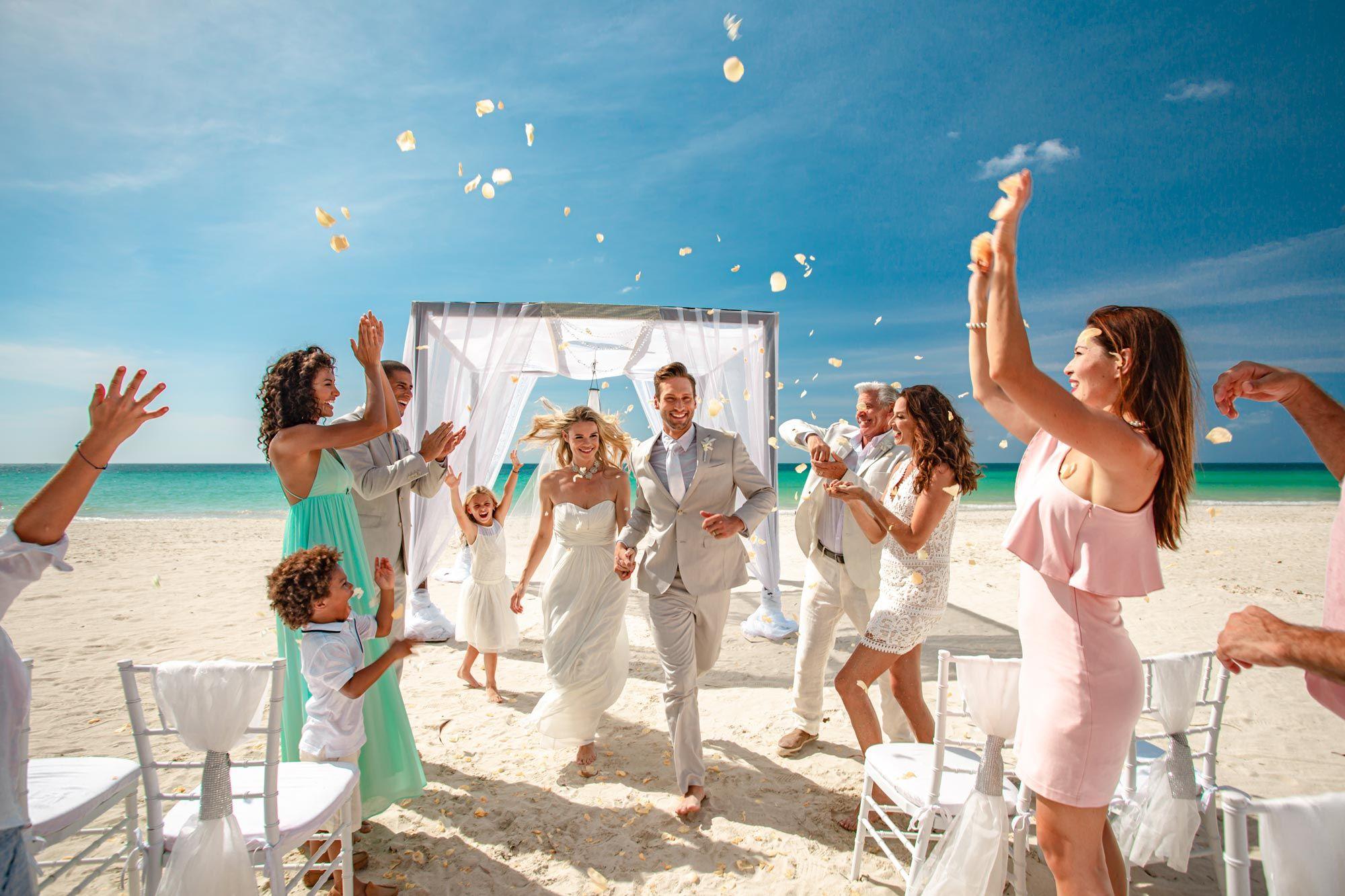 Beaches Negril Wedding Beach