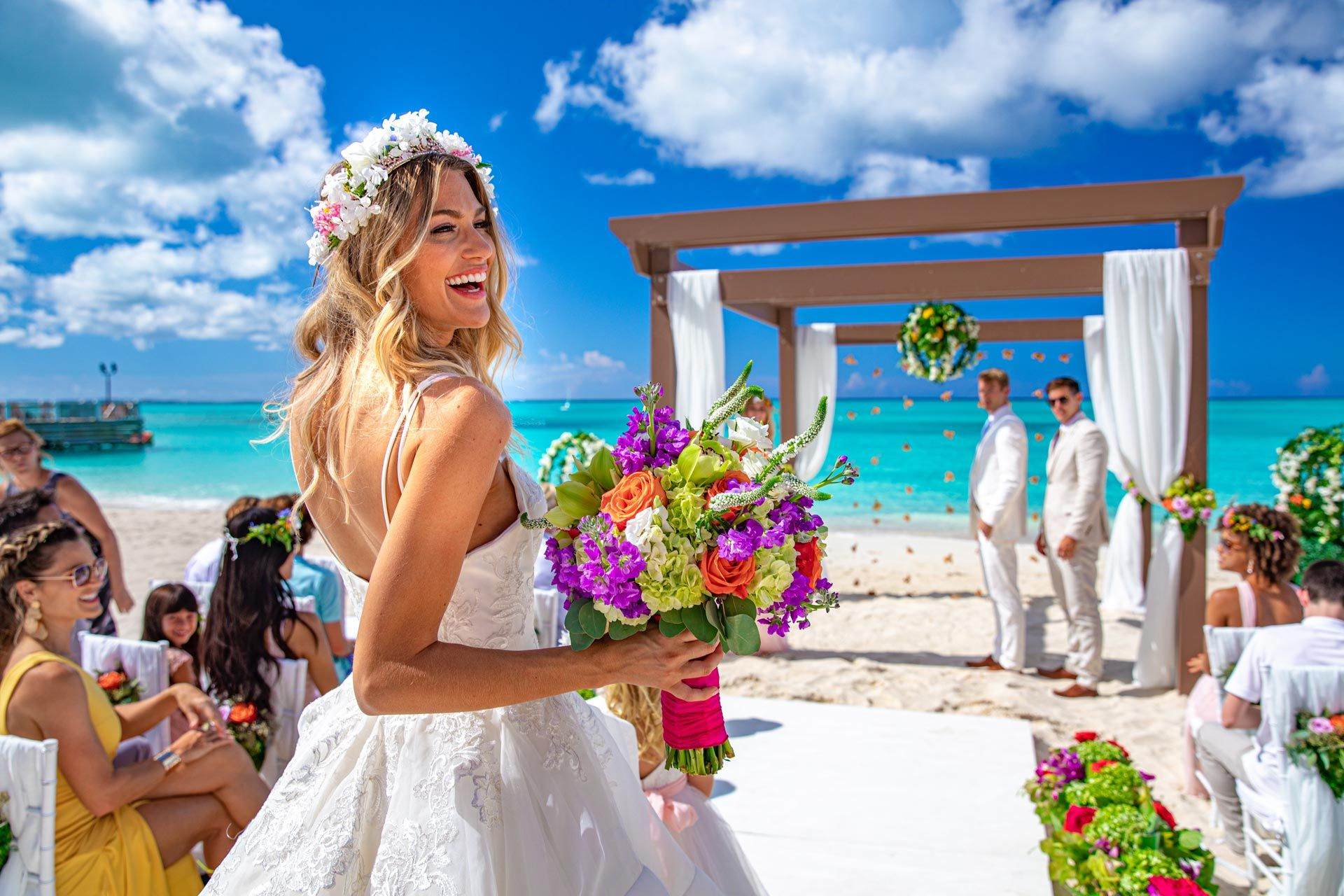 Destination Wedding Etiquette: The Do's & Don'ts