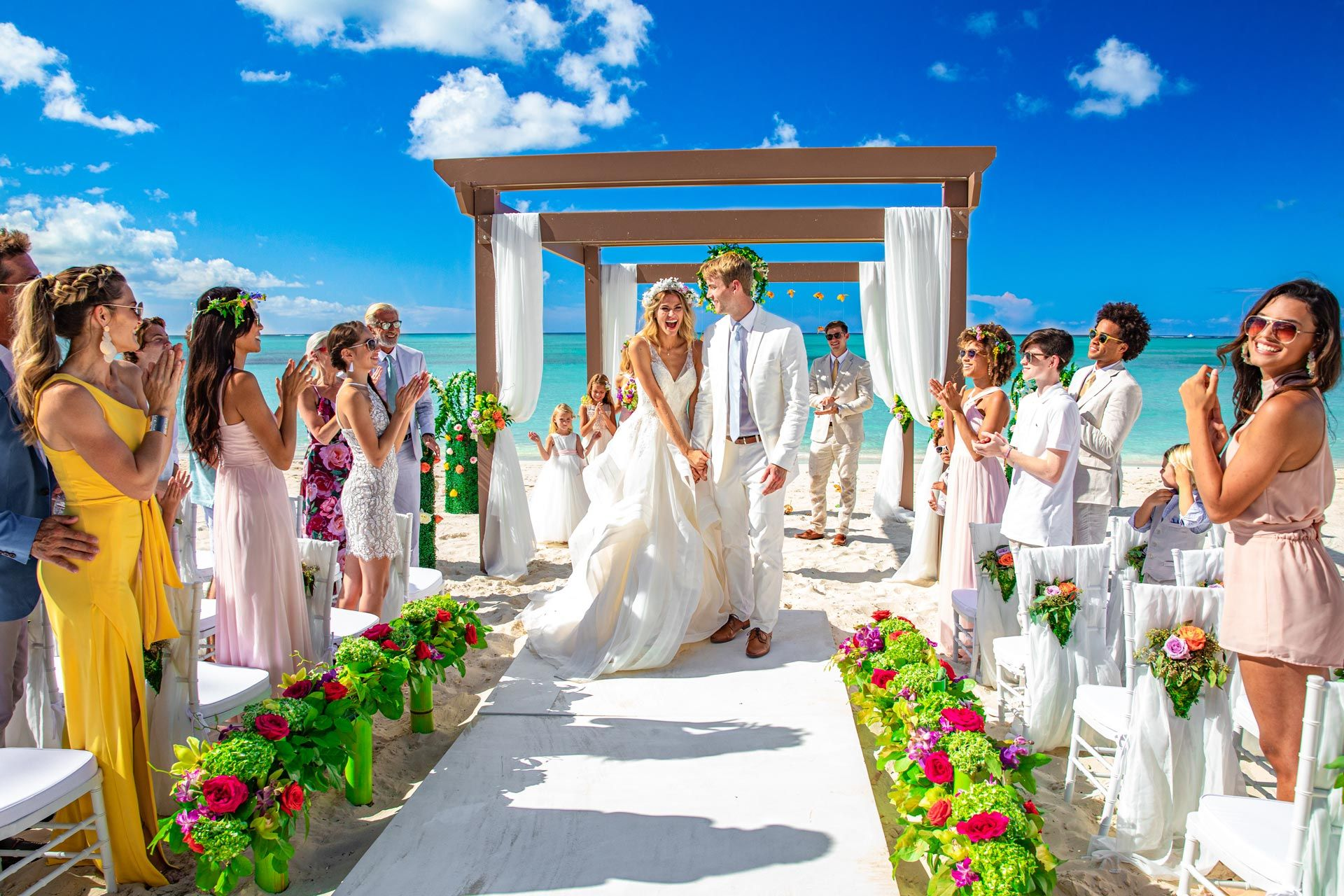 7 Amazing Caribbean Destination Wedding Locations | Sandals