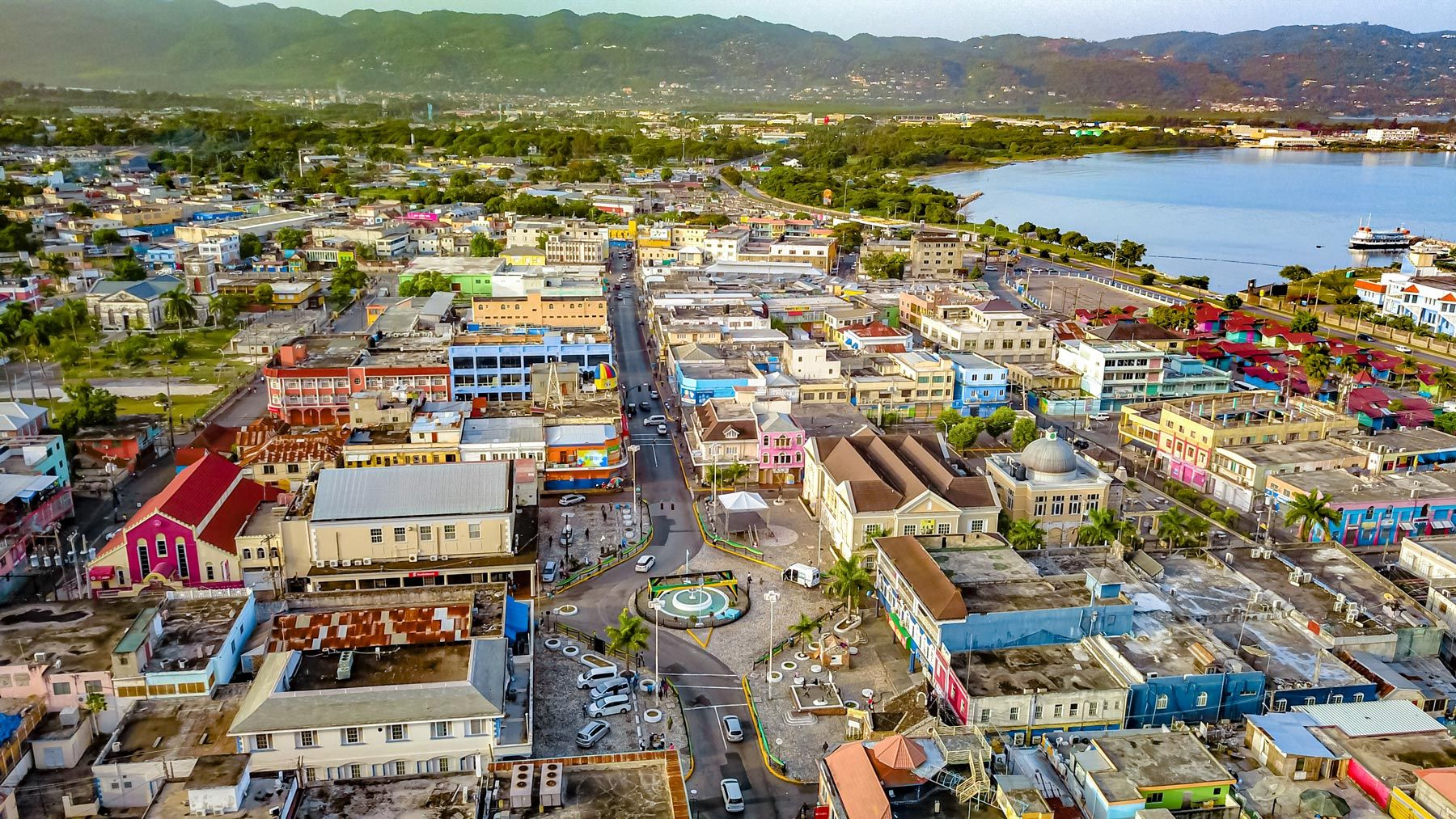 downtown montego bay jamaica