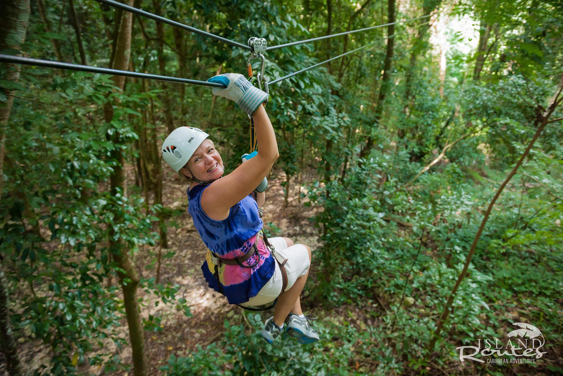 jungle zipline tour montego bay jamaica