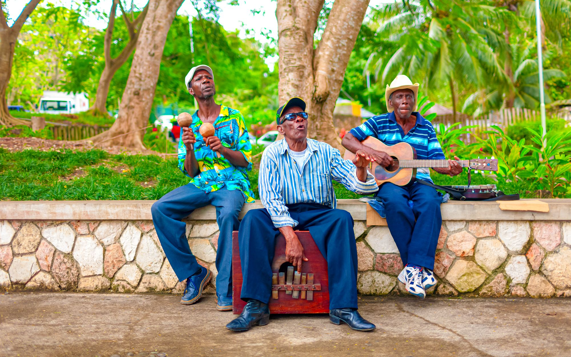 Saint Ann Jamaica Local Musicians