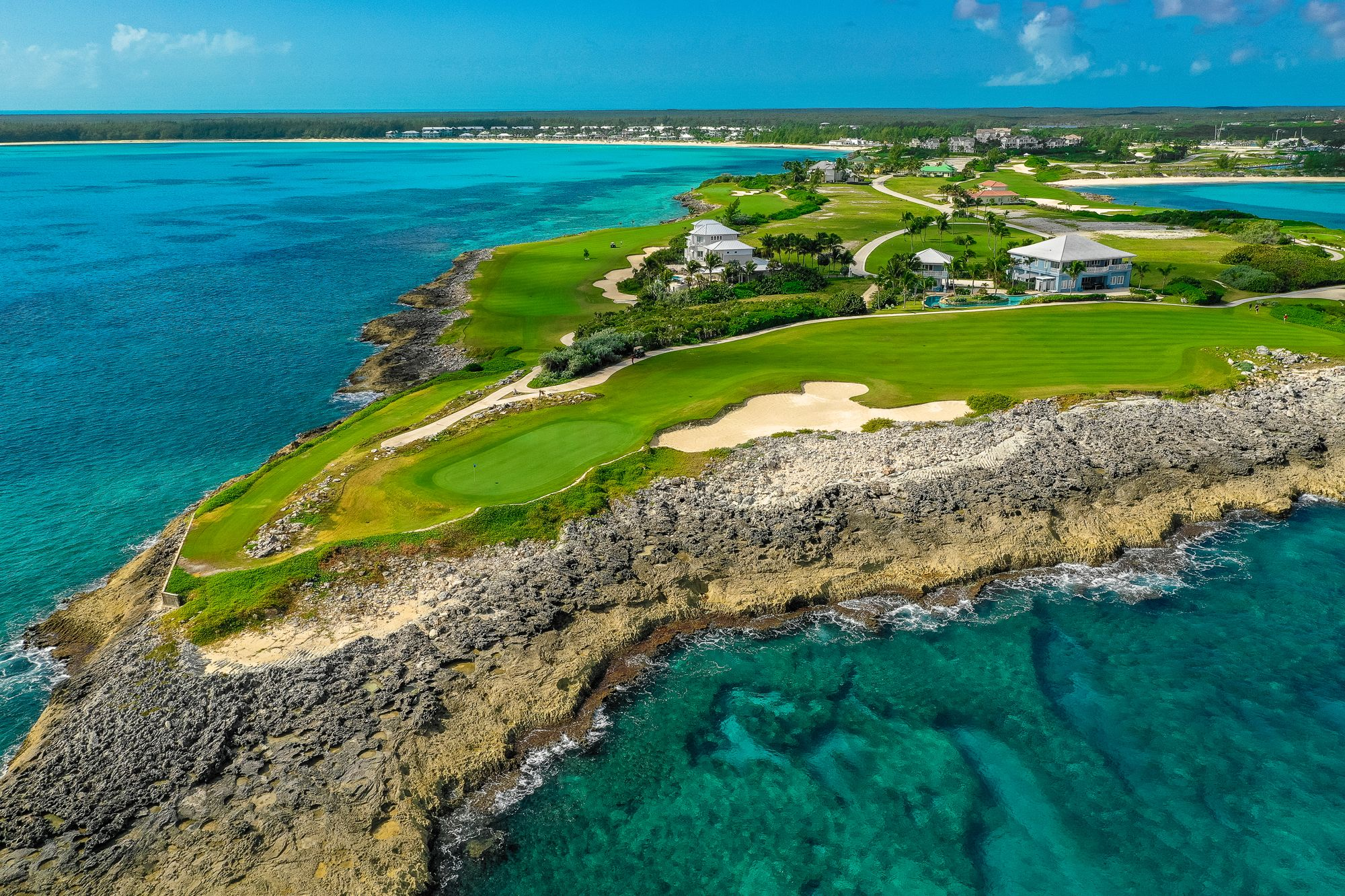 Sandals Emerald Bay Bahamas Golf Course