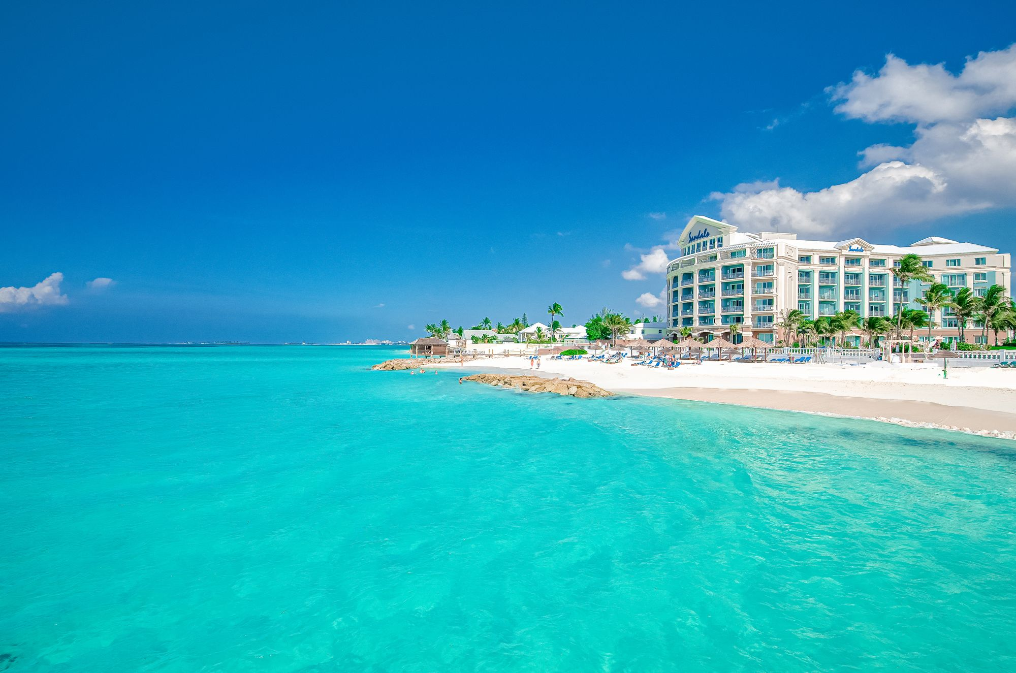 Sandals Royal Bahamian Beach View Bahamas