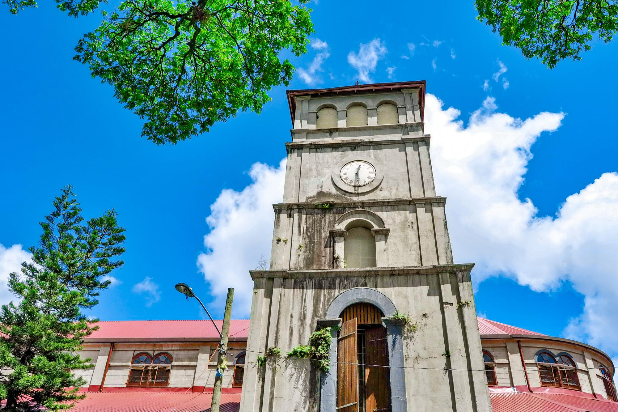 Cathedral Basilica Immaculate Conception Castries Saint Lucia