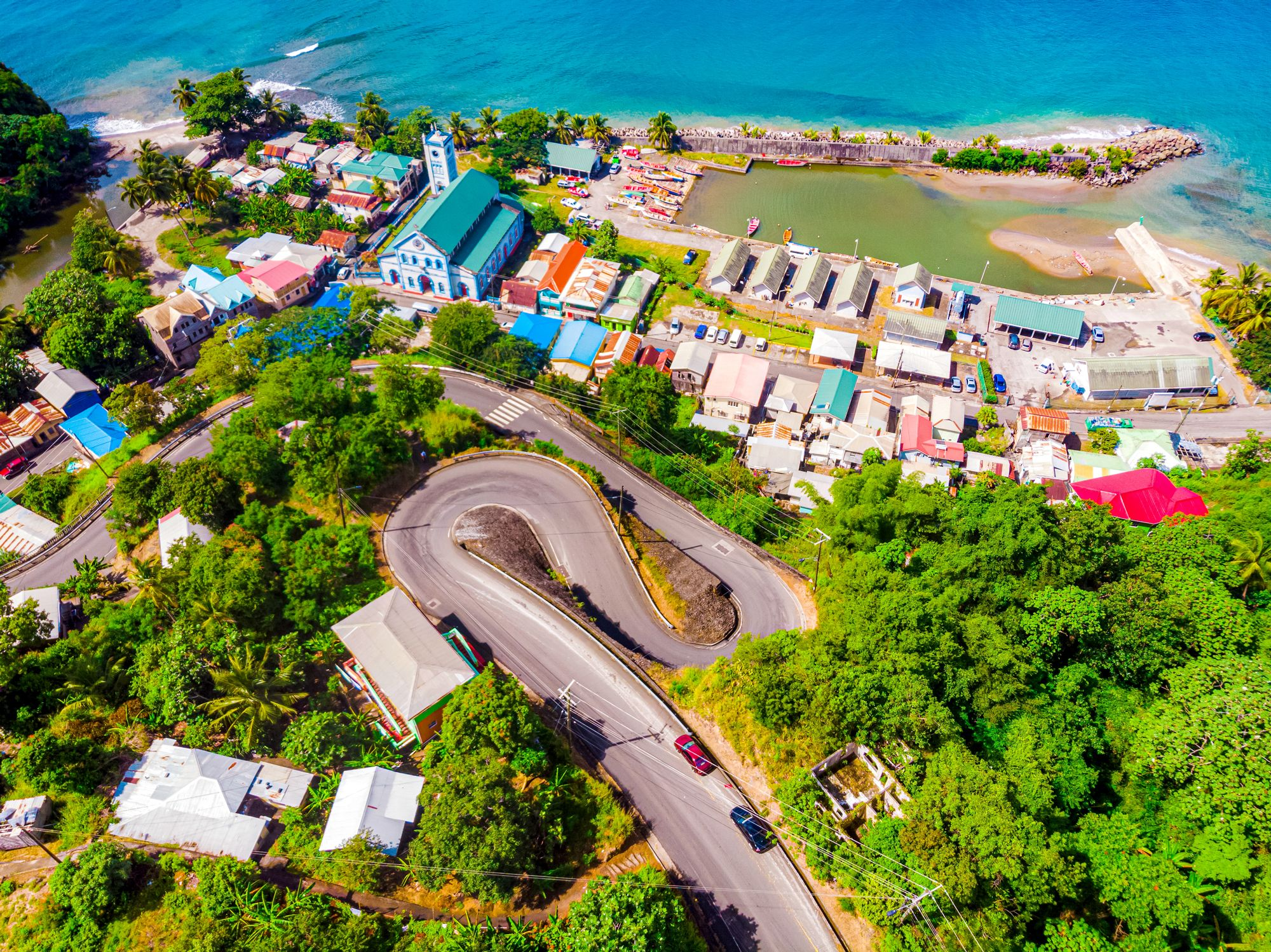 Choiseul Saint Lucia