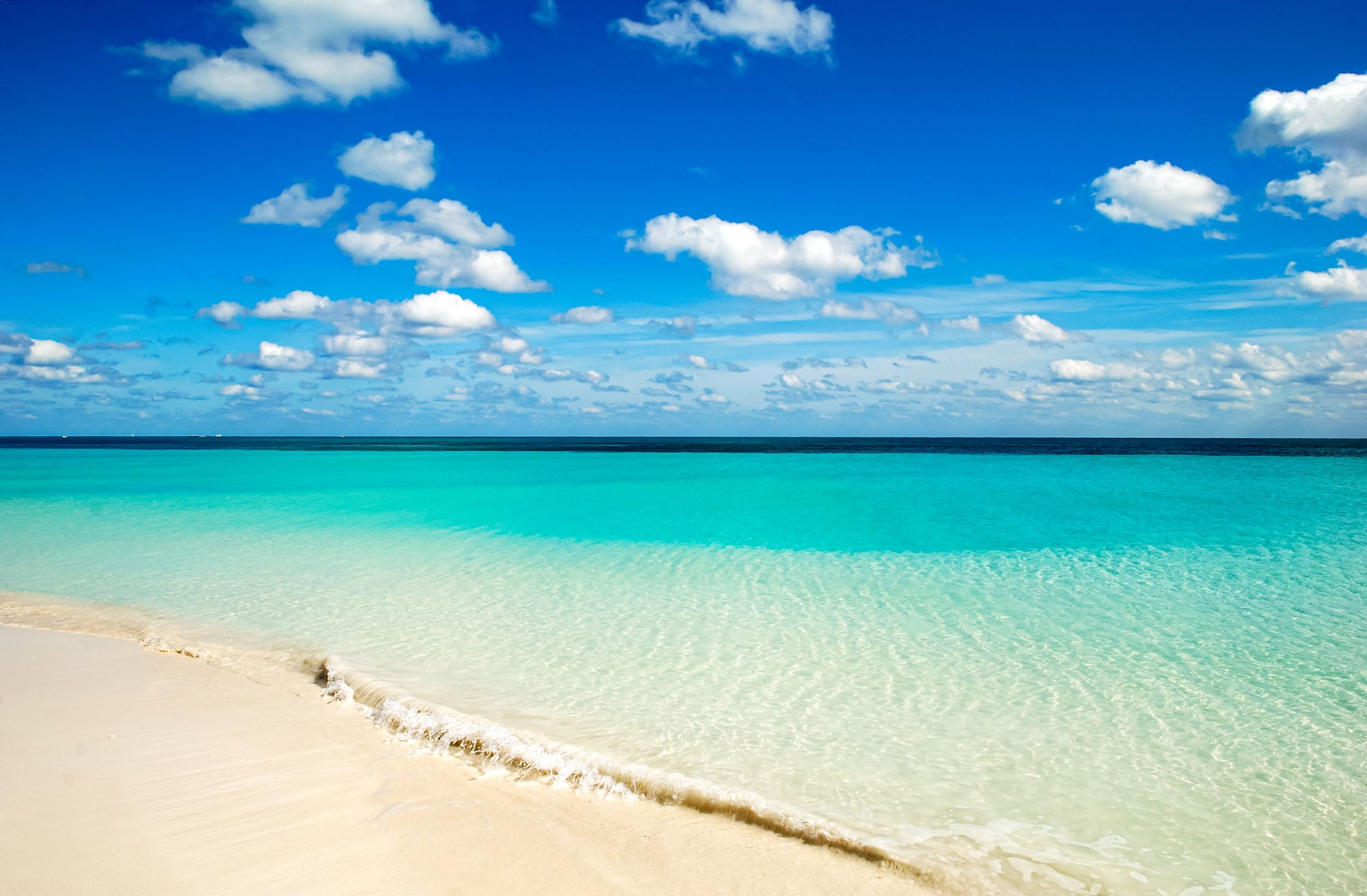 Lucaya beach Grand Bahama Island The Bahamas