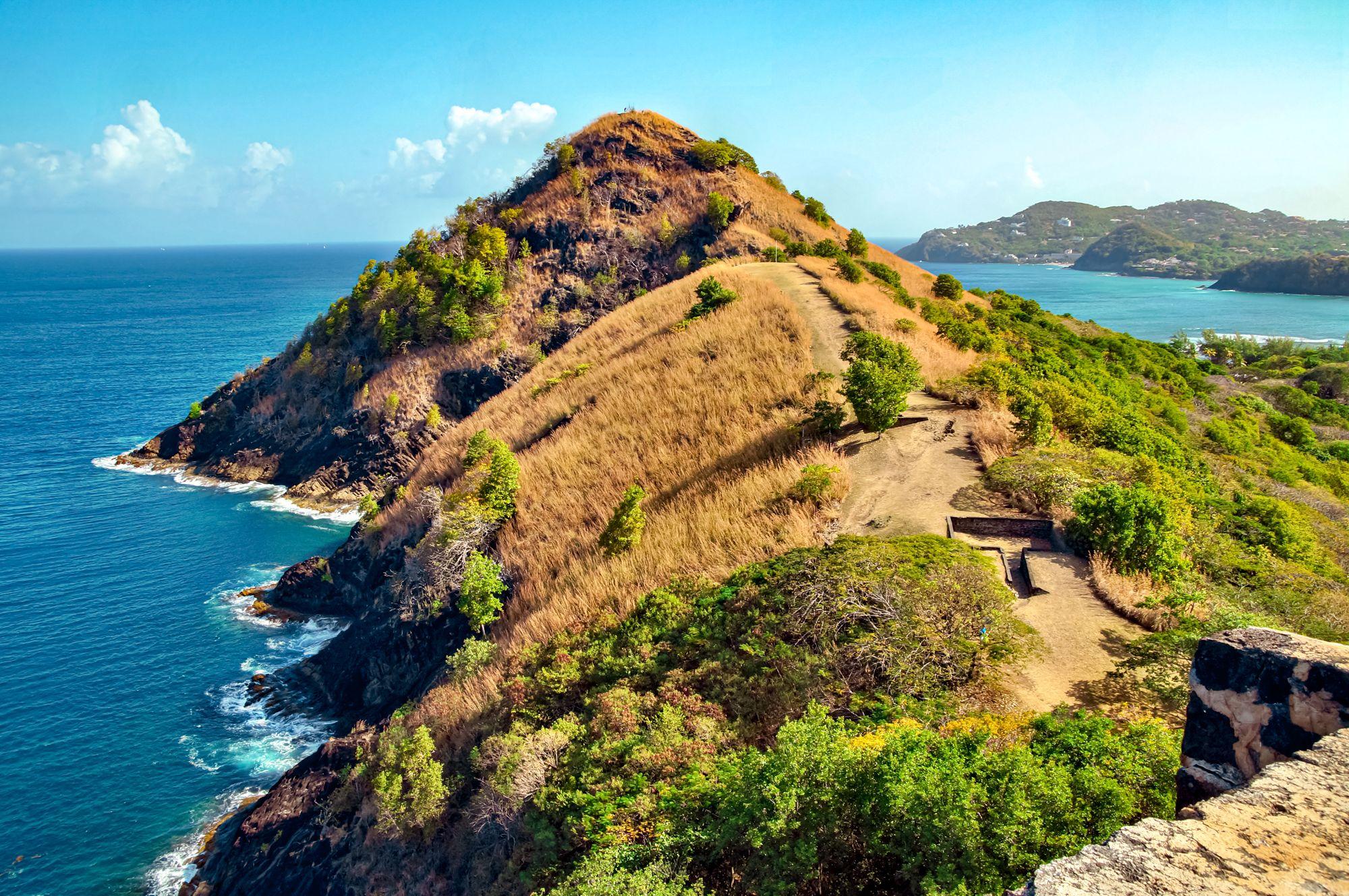 Pigeon Island National Park Saint Lucia