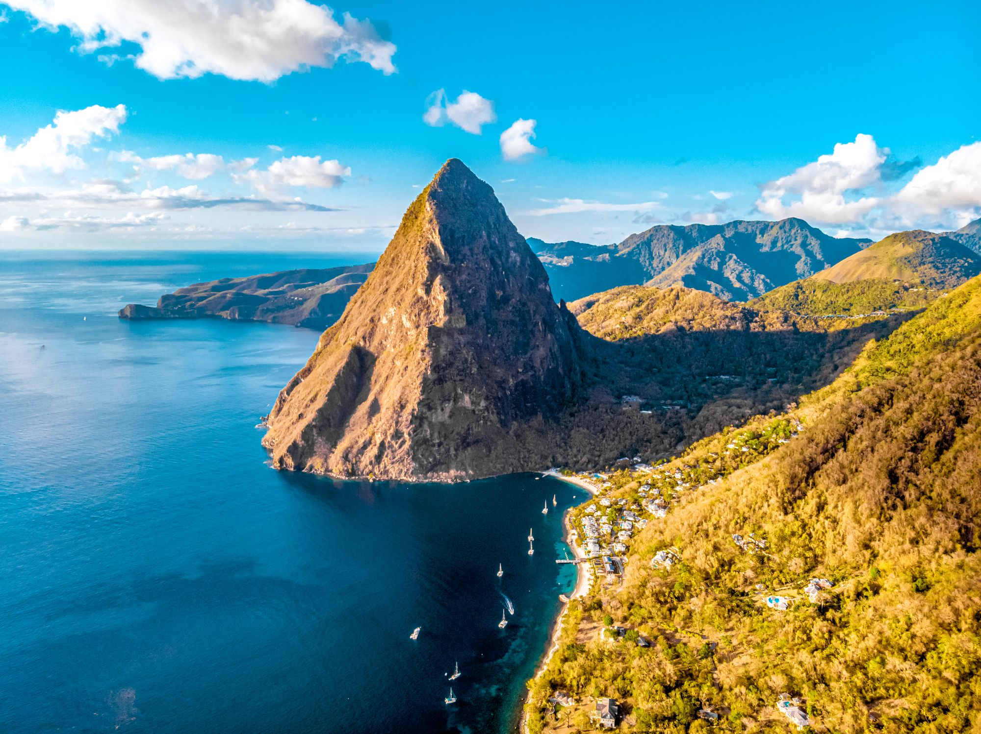 North vs South: Where To Stay In Saint Lucia?