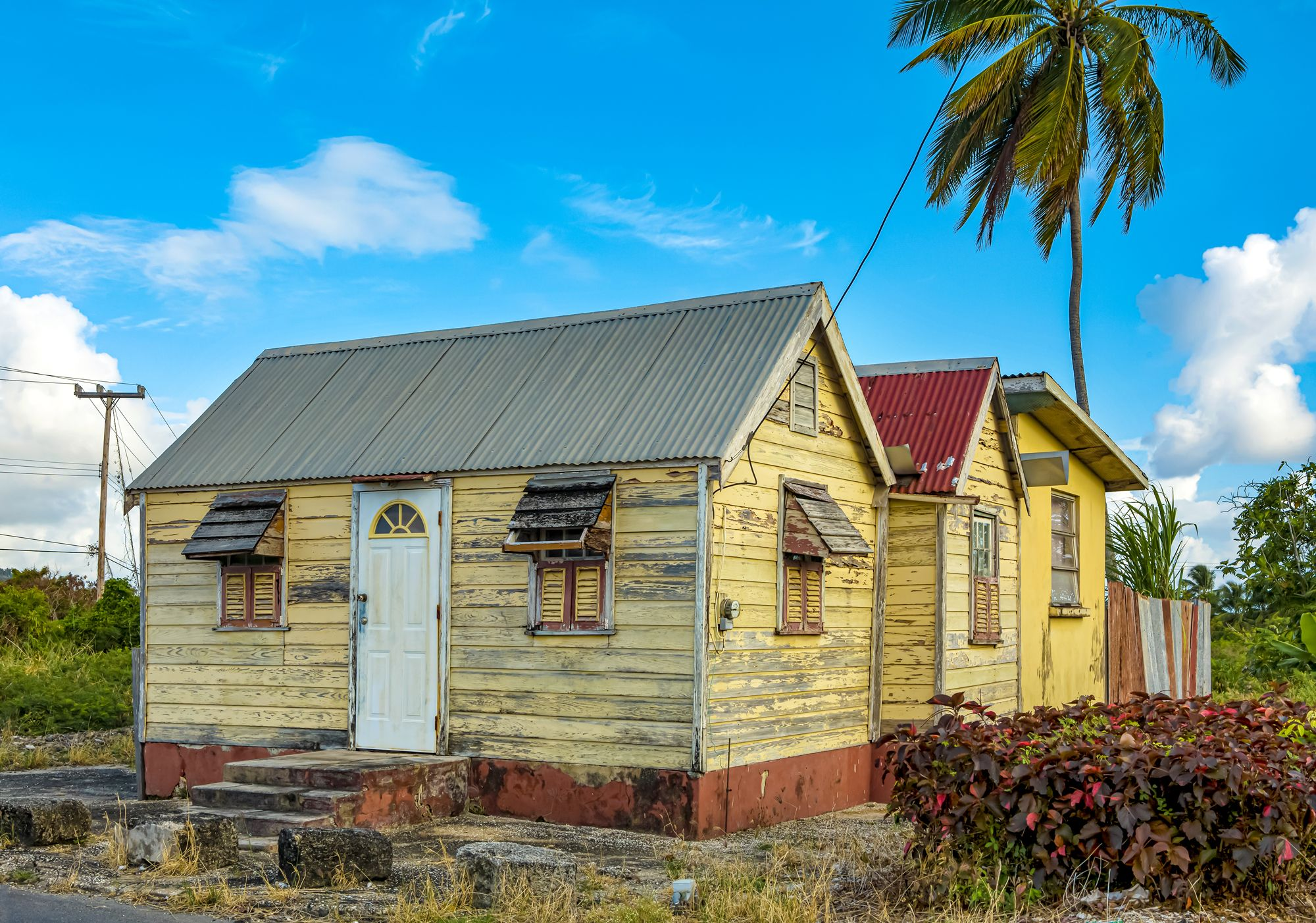 Chattel Houses Barbados