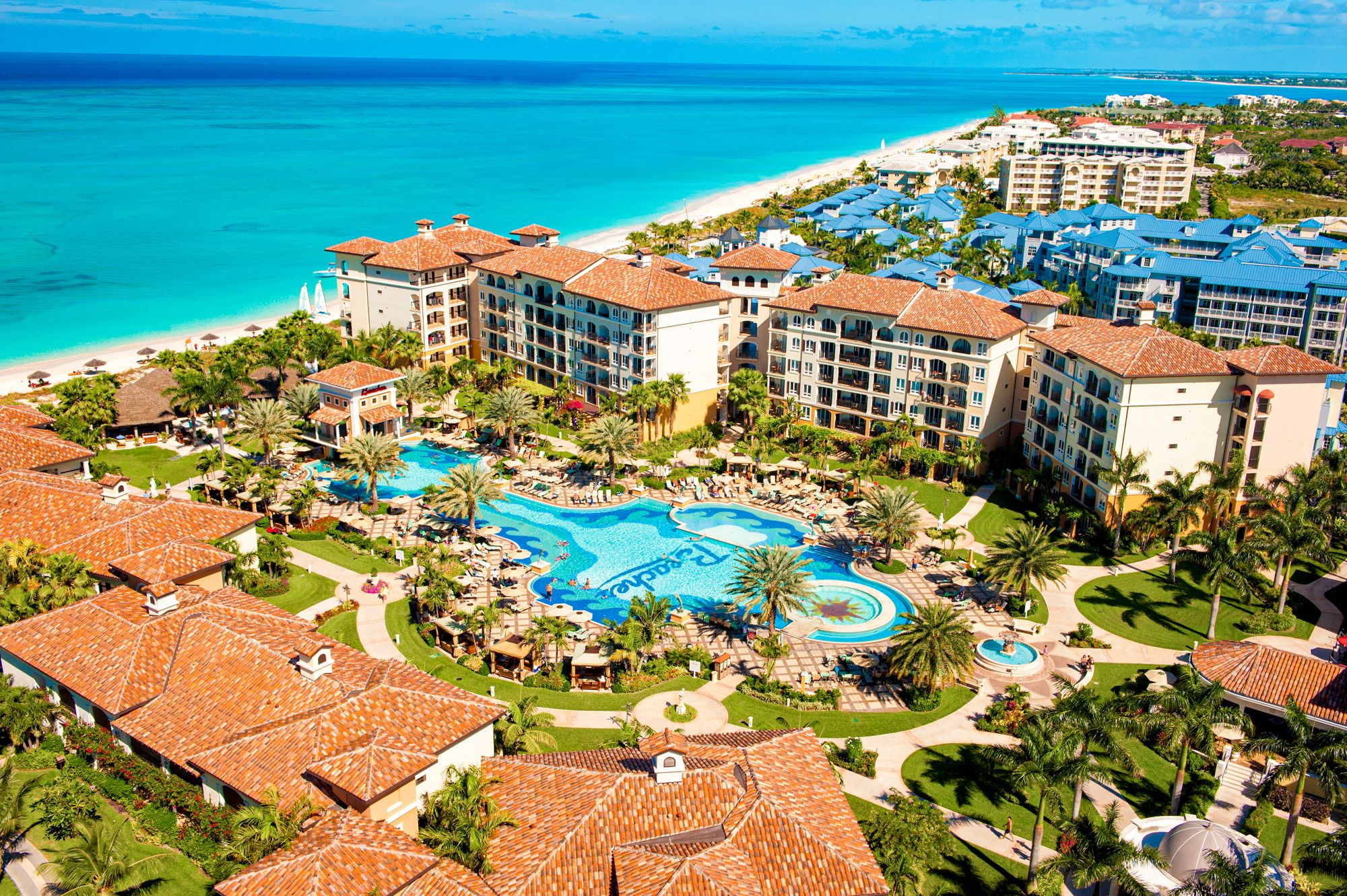 Beaches Turks Caicos Overview