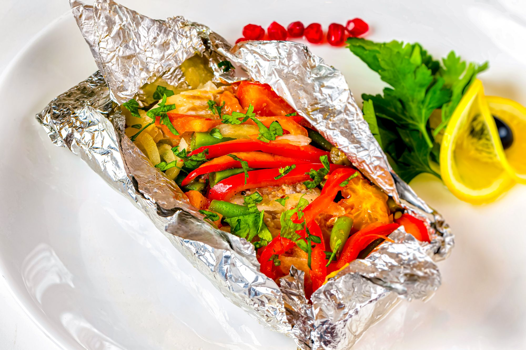 Sandals Negril's Secret Fish In Foil Recipe