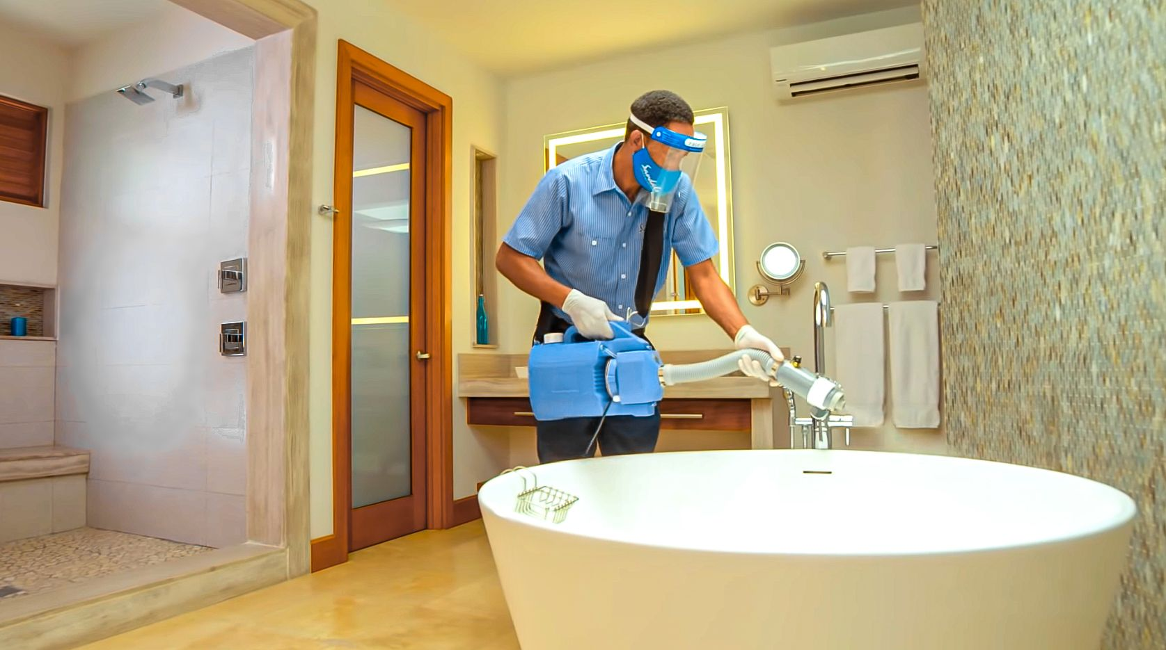 Sandals-Resorts-Cleaning-Protocols