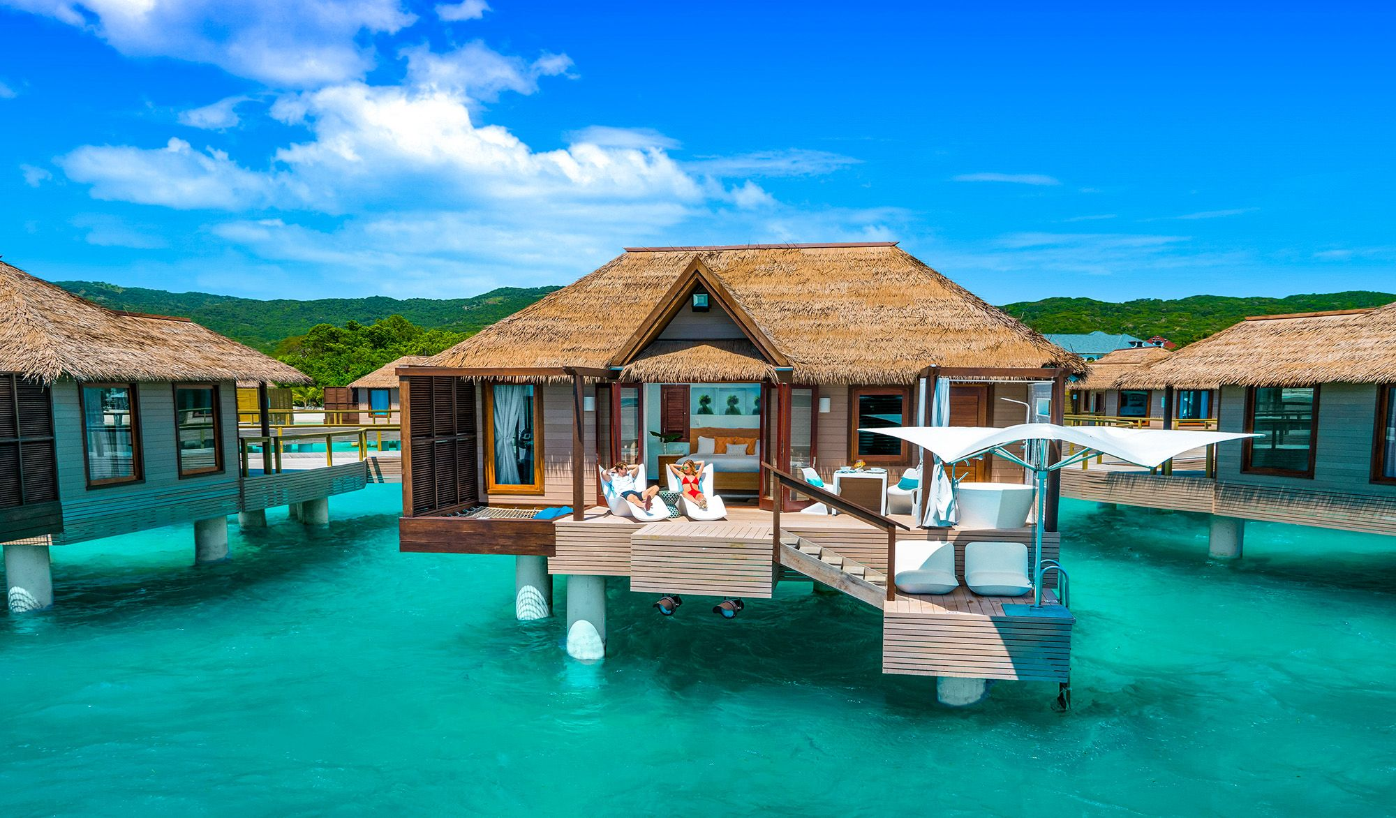 Over The Water Bungalow